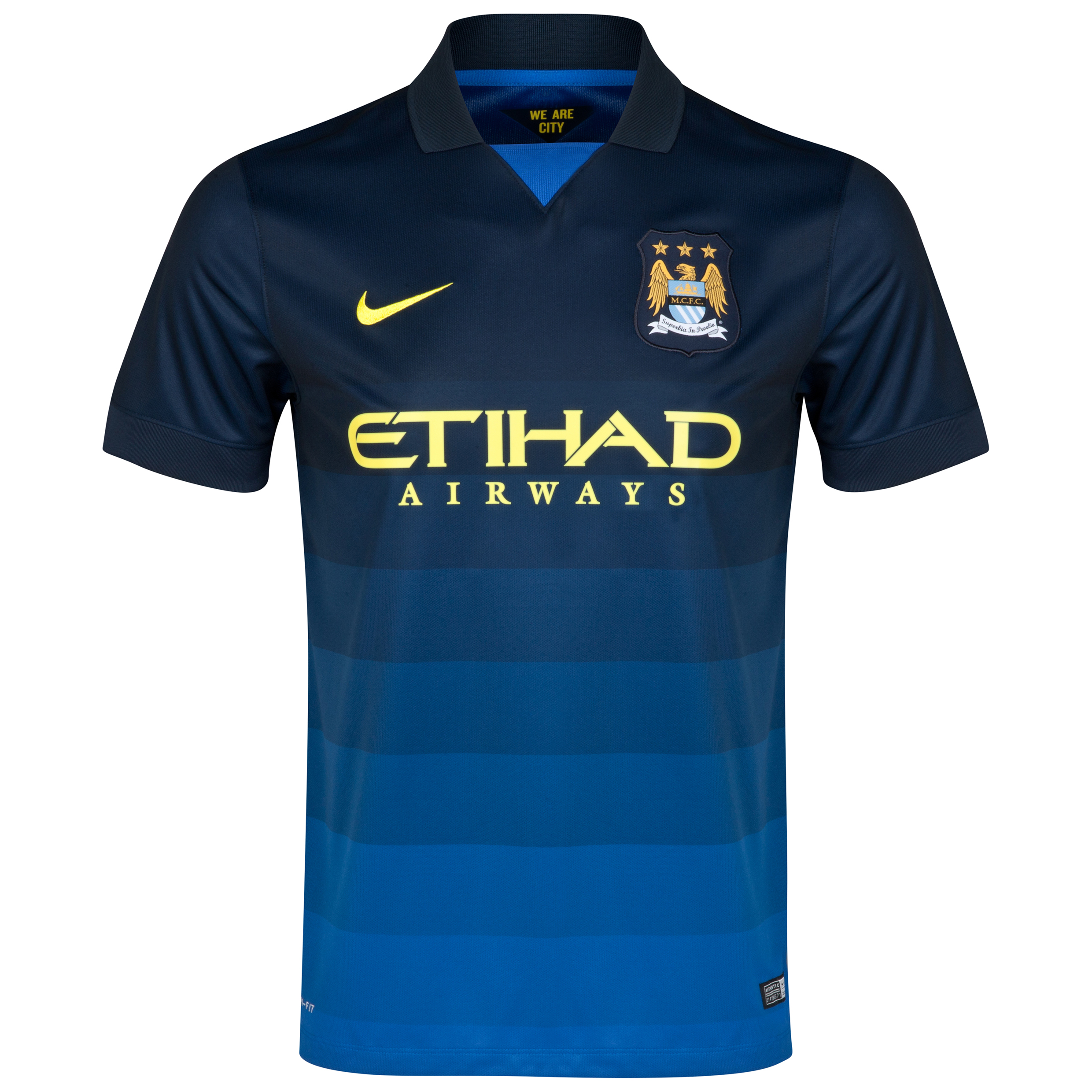 Manchester City Away Shirt 2014/15 - Kids