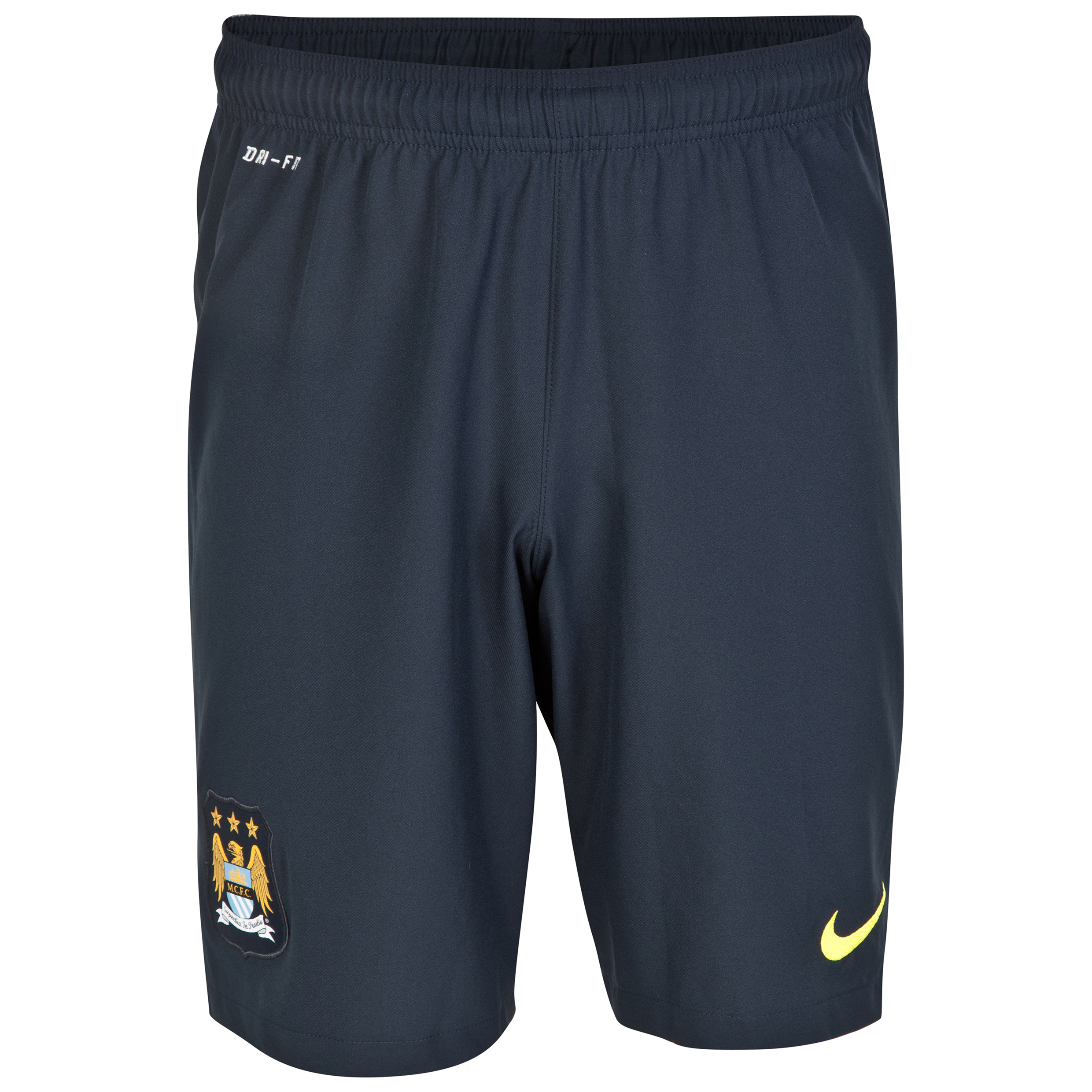 Manchester City Away Shorts 2014/15 - Kids