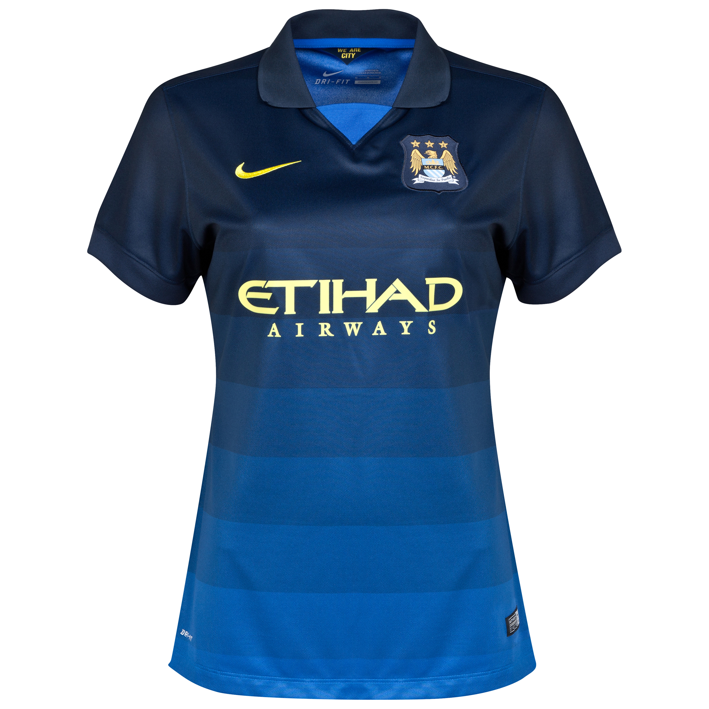Manchester City Away Shirt 2014/15 - Womens