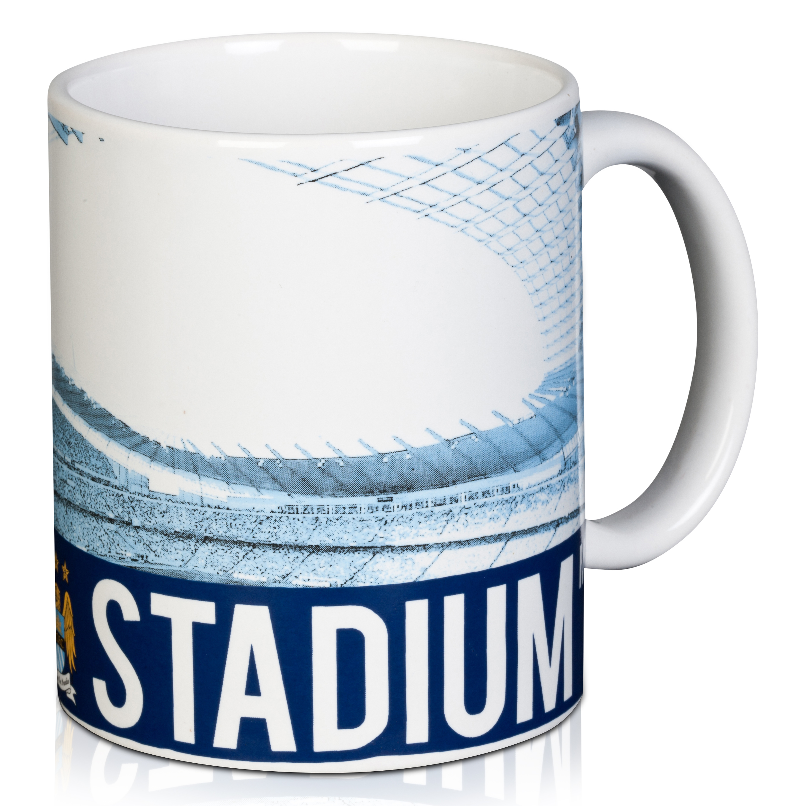 Manchester City Stadium mug 11oz