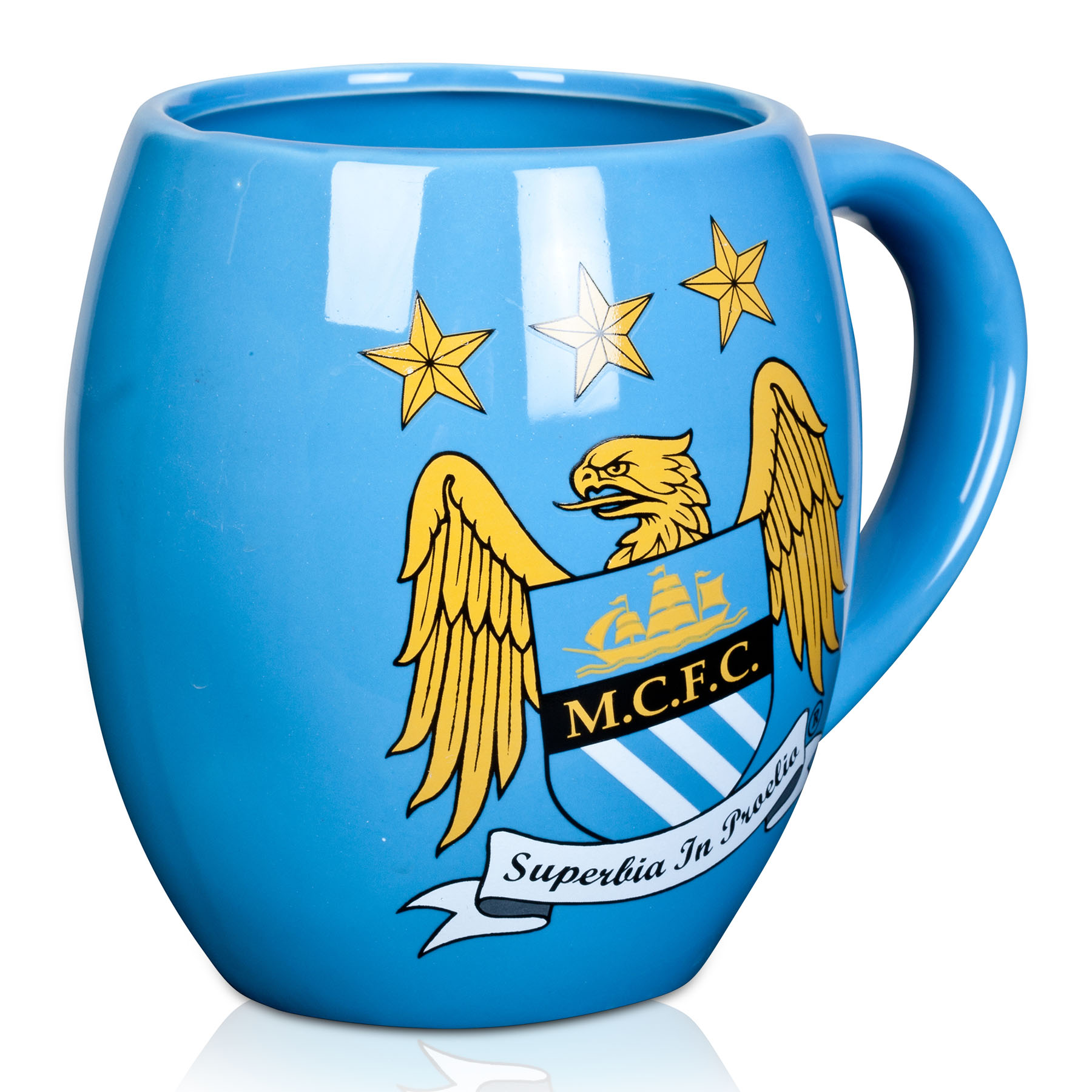 Manchester City Tea Tub Mug