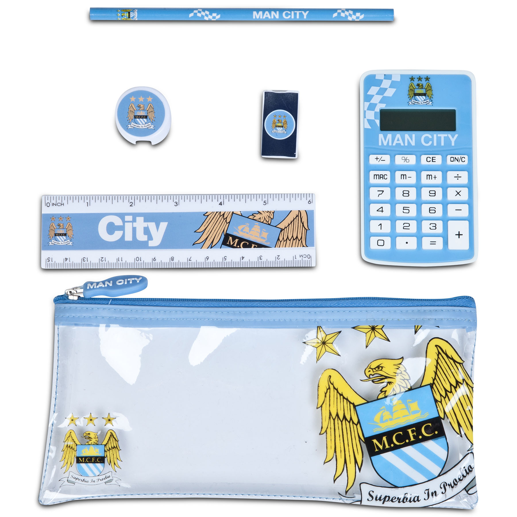 Manchester City Exam Set