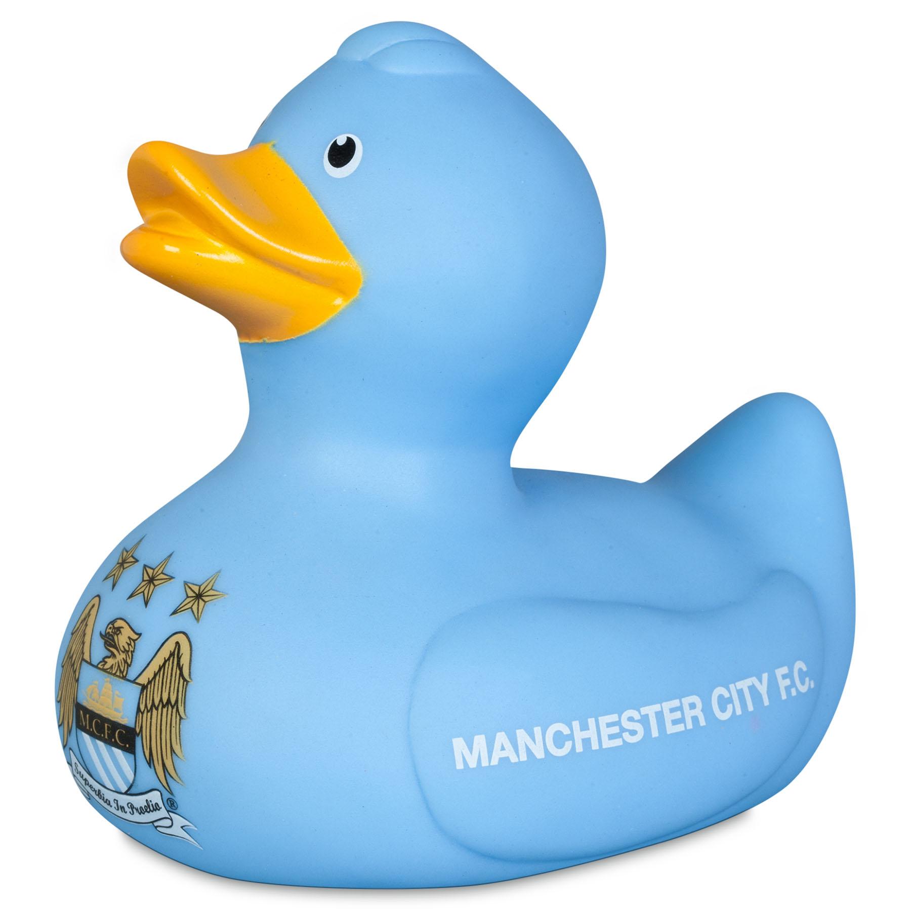 Manchester City Vinyl Duck