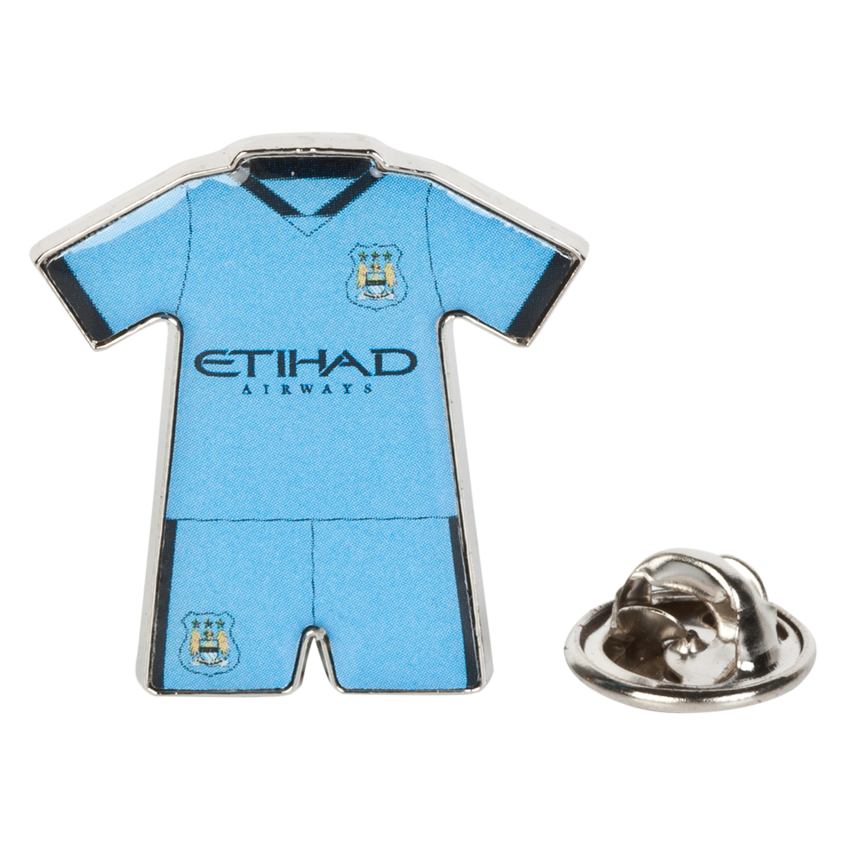 Manchester City Home Kit Badge 14/15