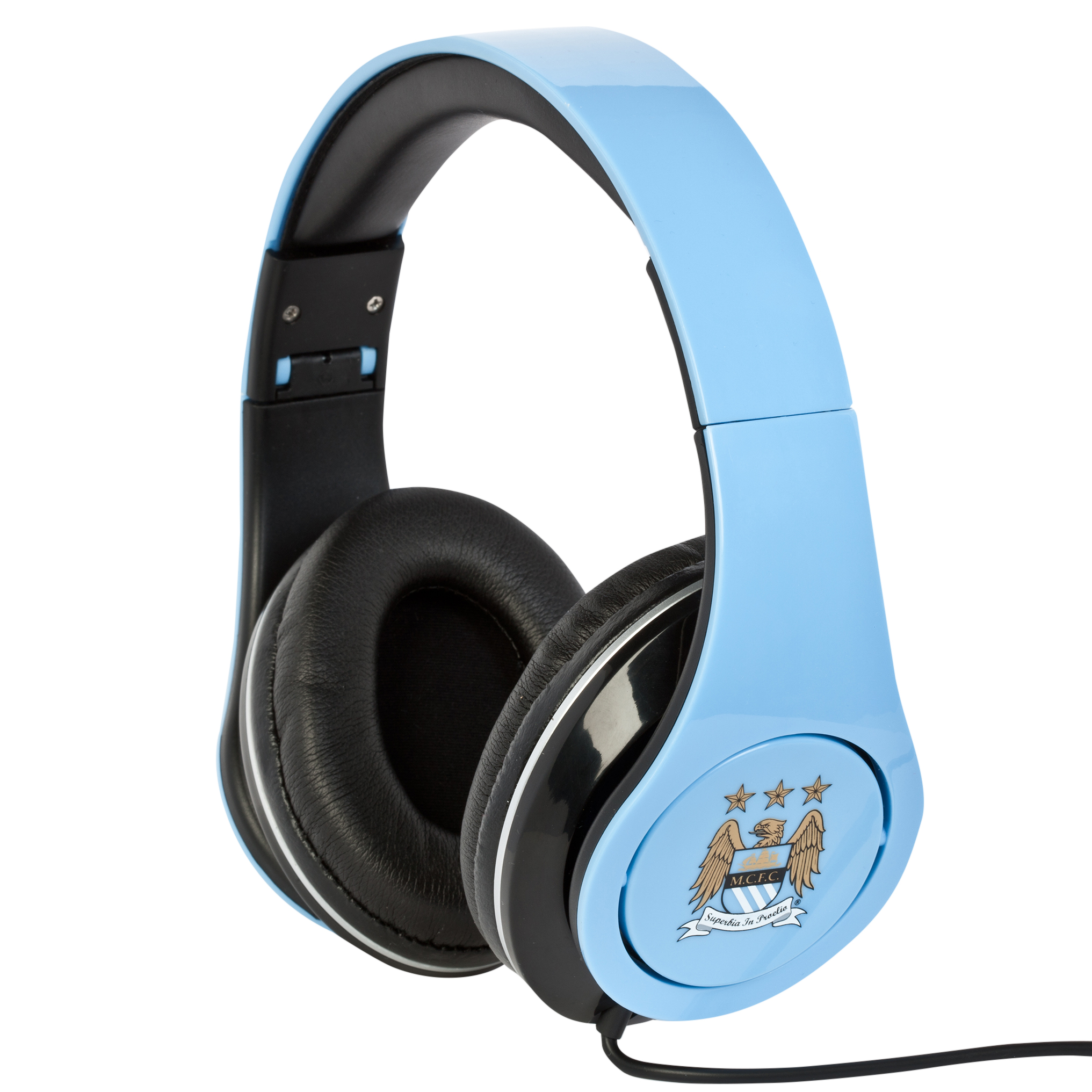 Manchester City Headphones