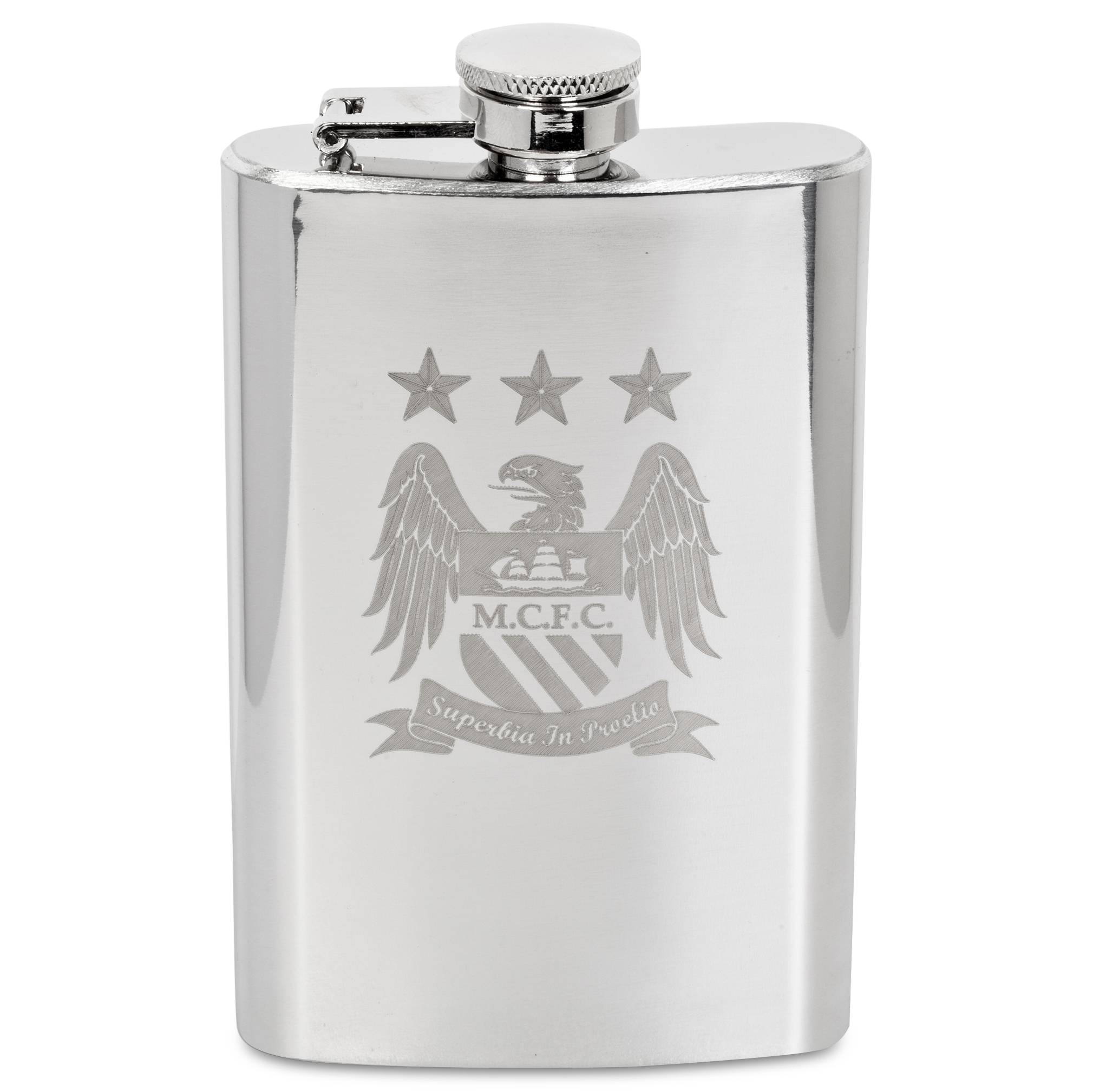 Manchester City Flask