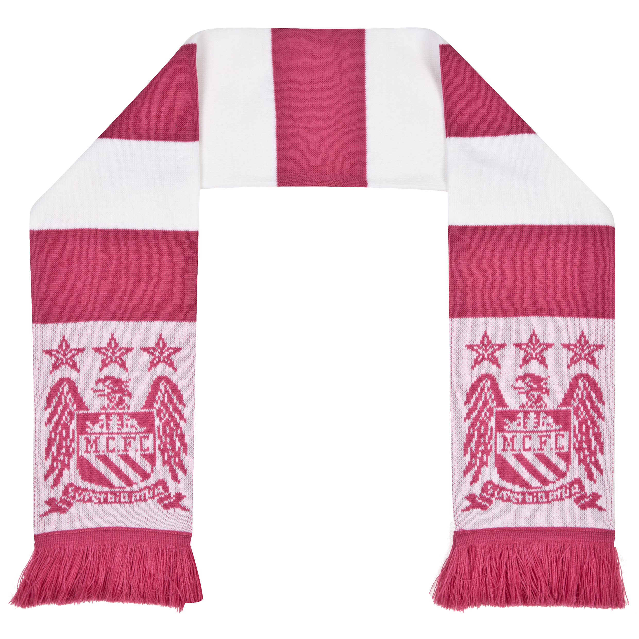 Manchester City Classic Bar Scarf - Ladies