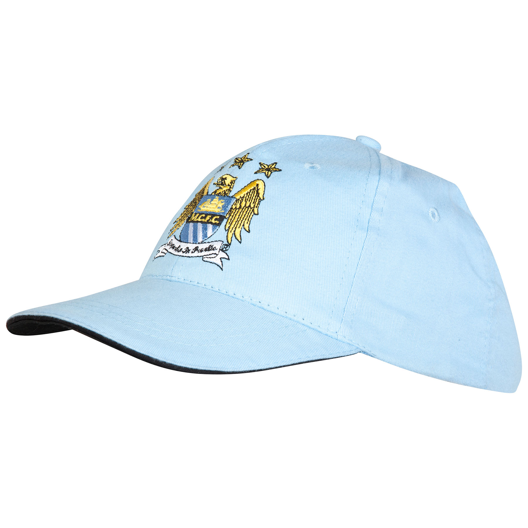 Manchester City Core Cap Sky Blue