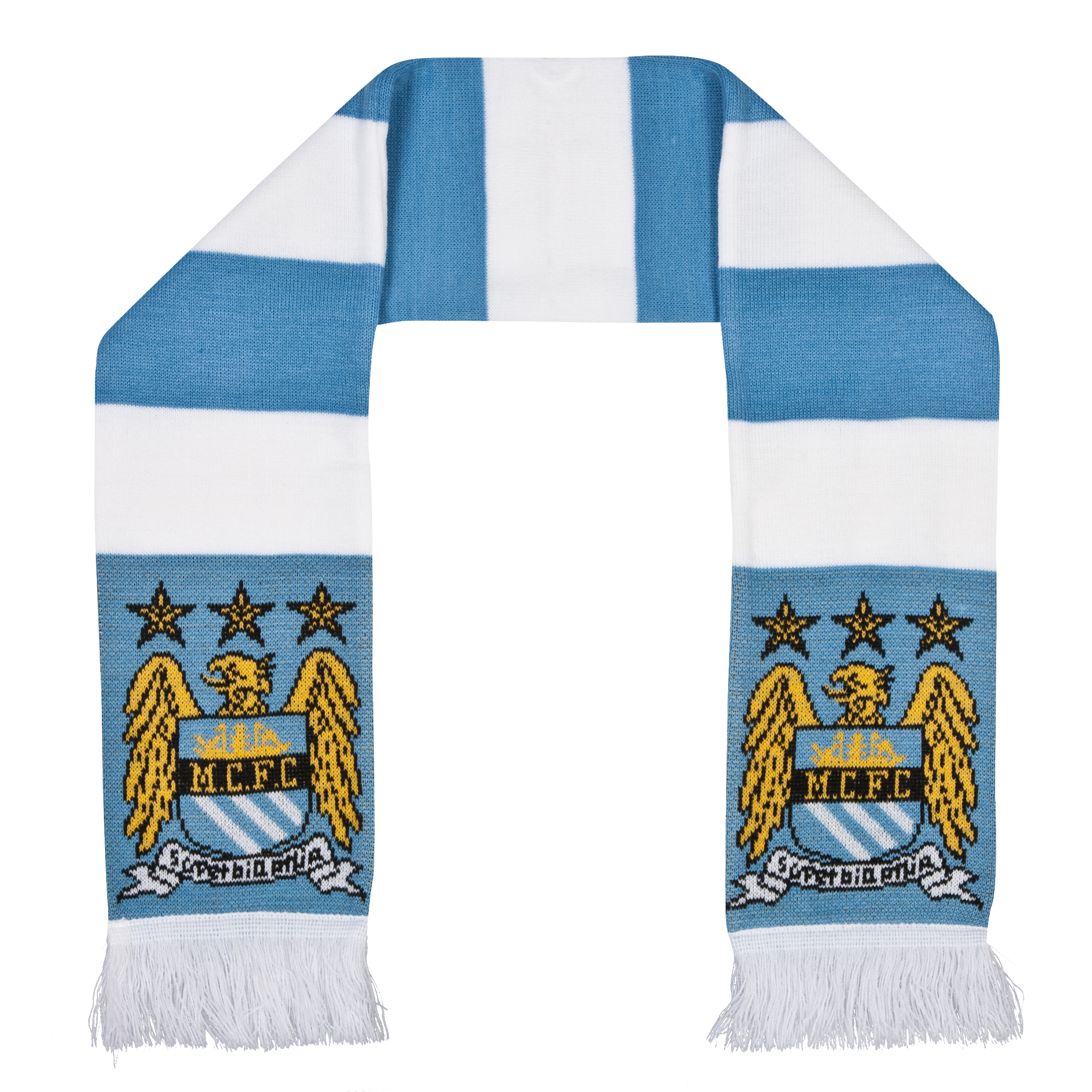 Manchester City Classic Bar Scarf