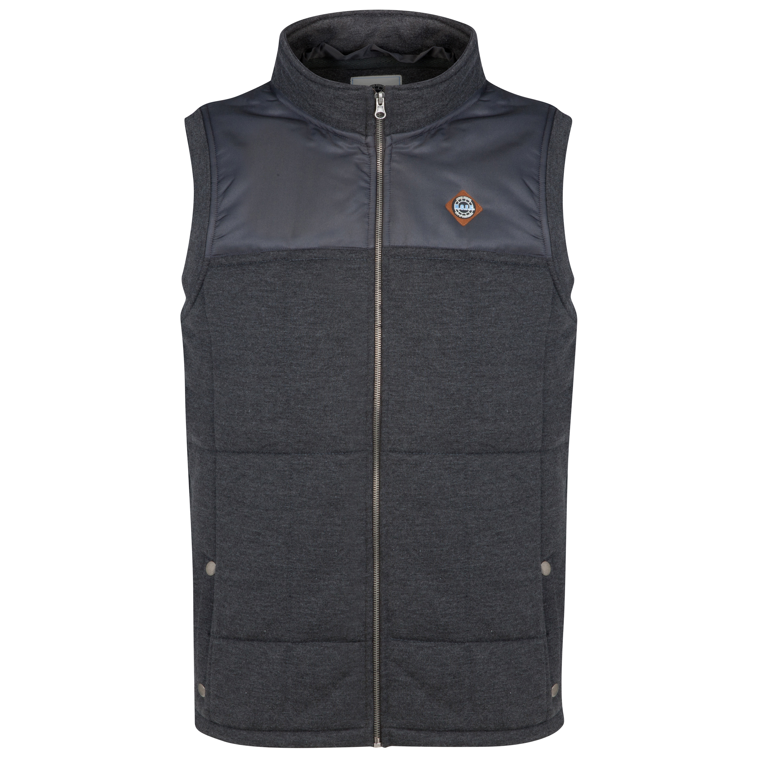 Manchester City Gilet - Charcoal - Mens