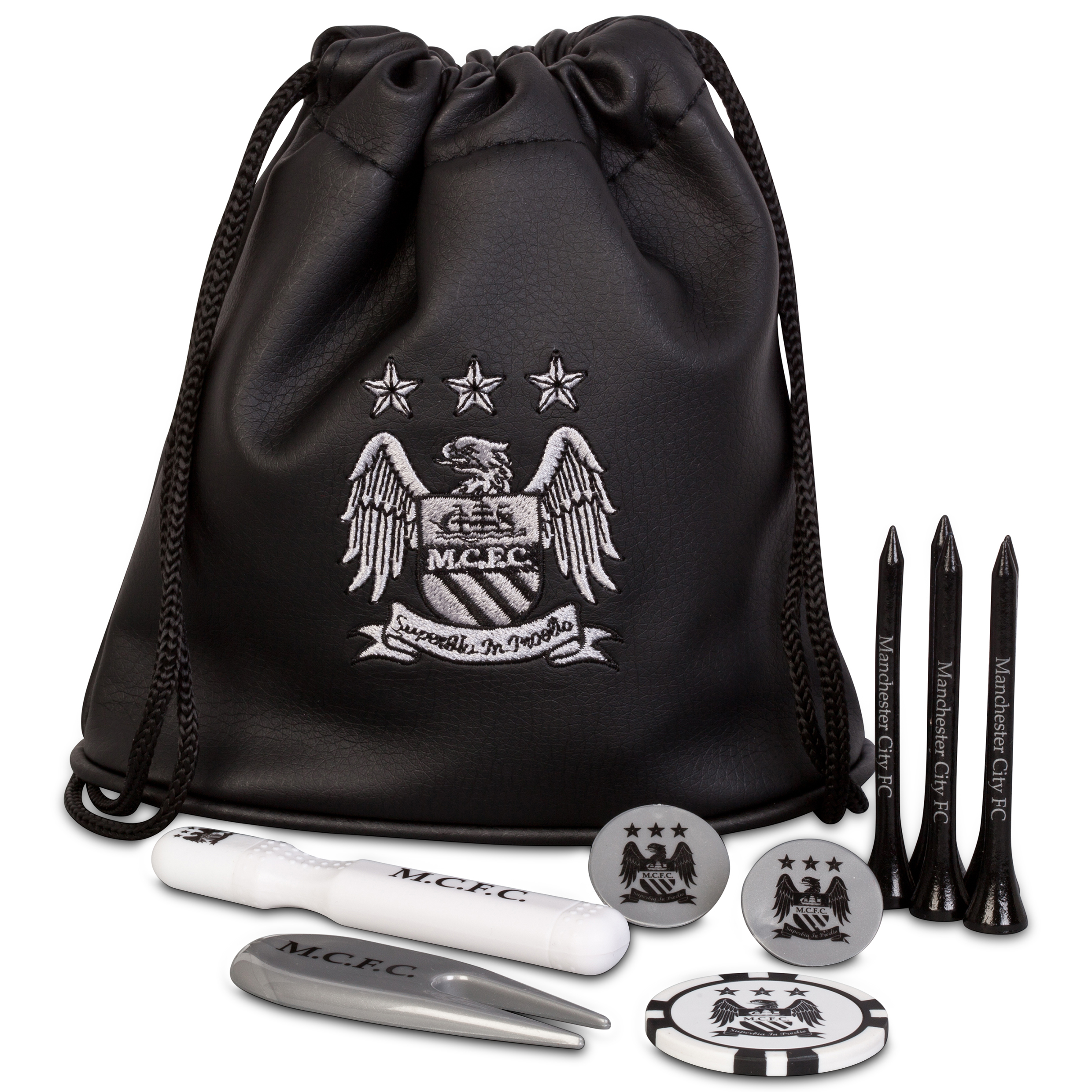 Manchester City Tote Bag Gift Set