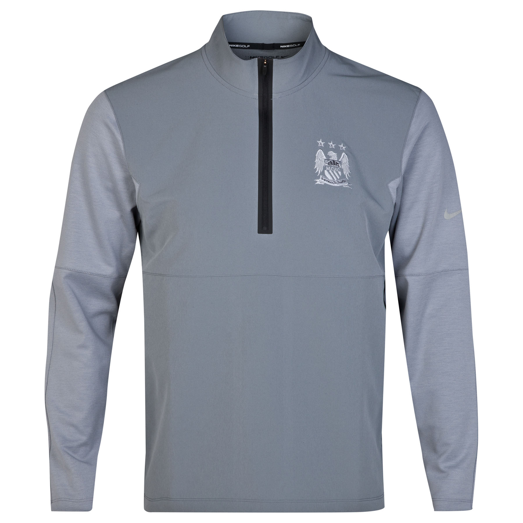 Manchester City Tech Protect Cover-Up Grey