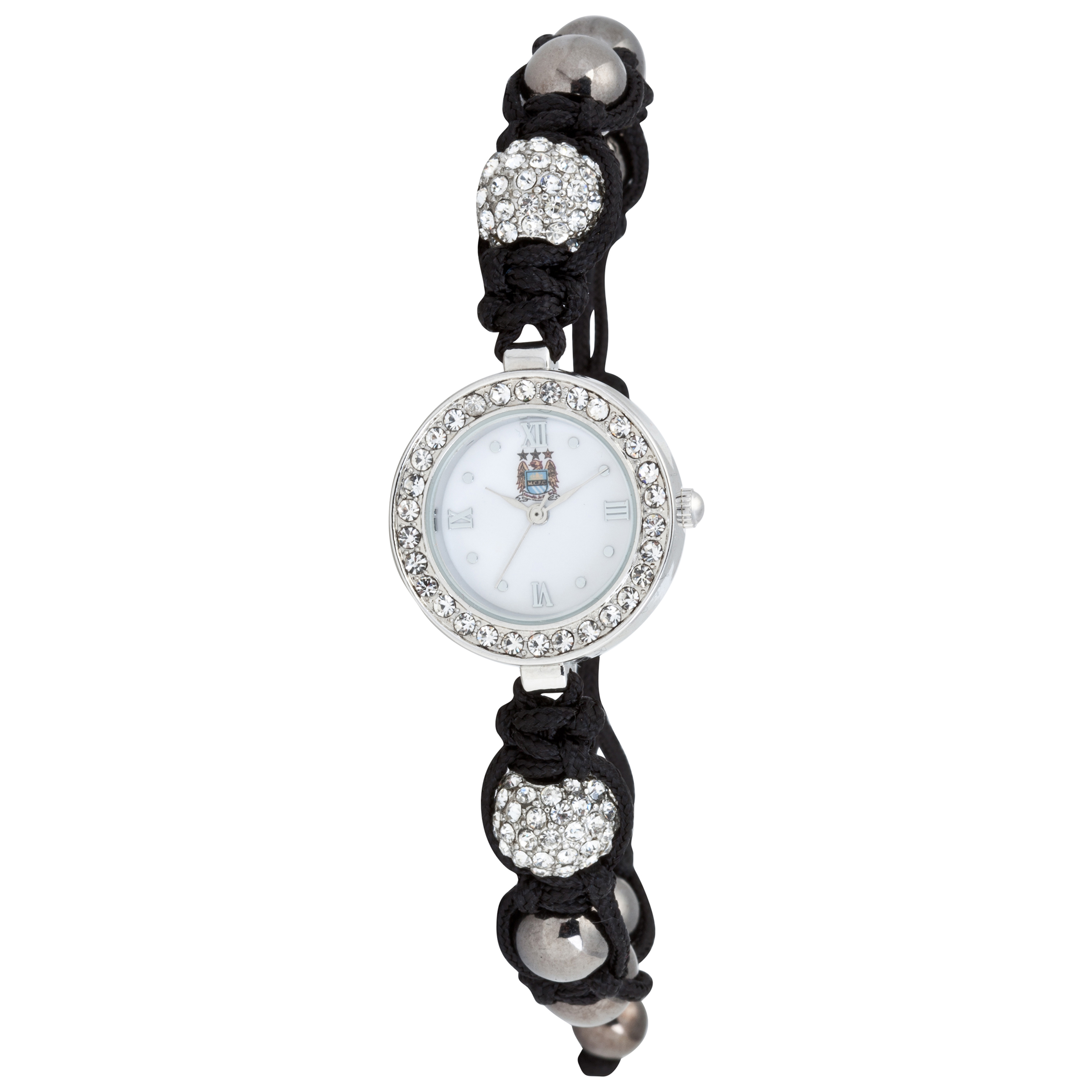 Manchester City Ladies Jewelled watch