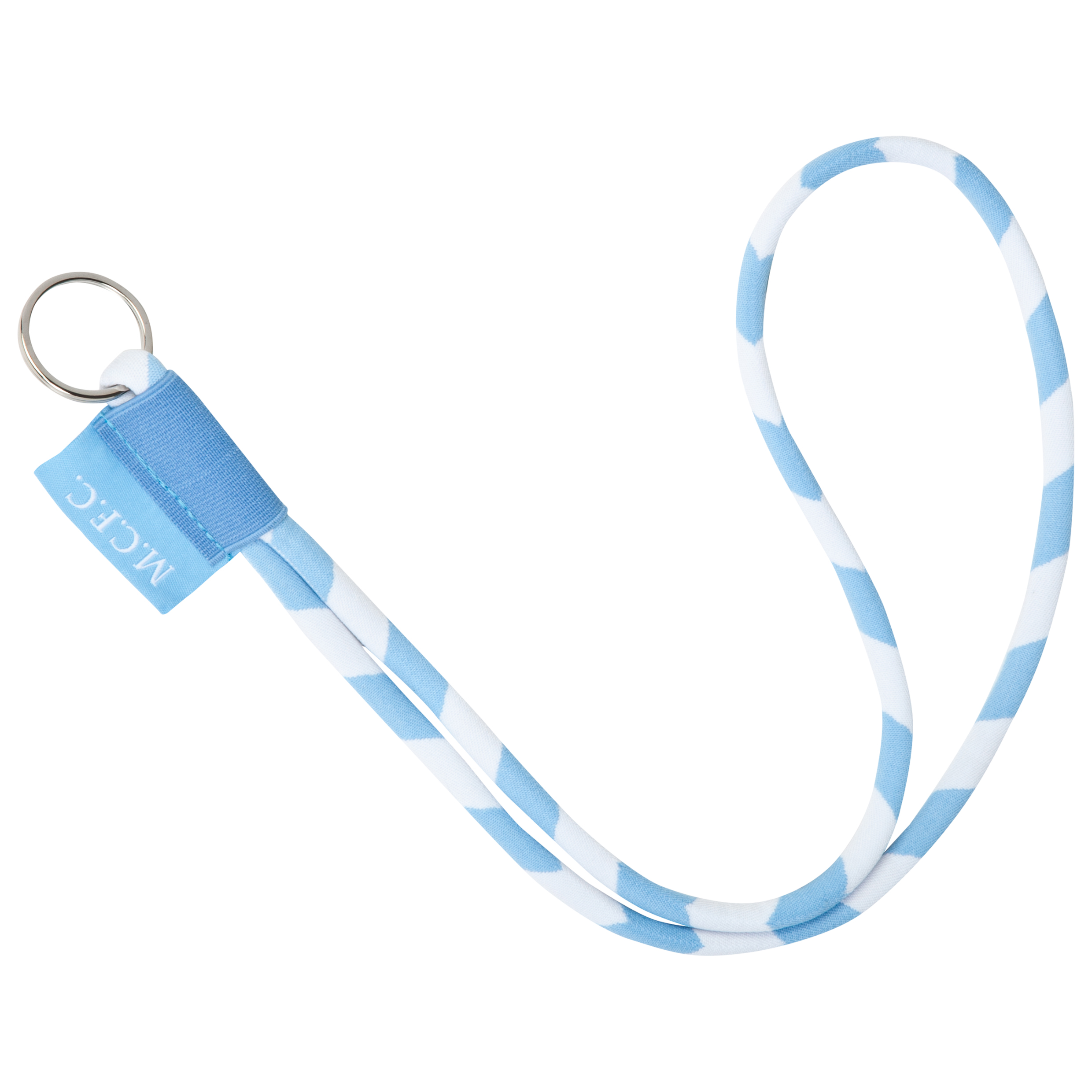 Manchester City Twist Lanyard