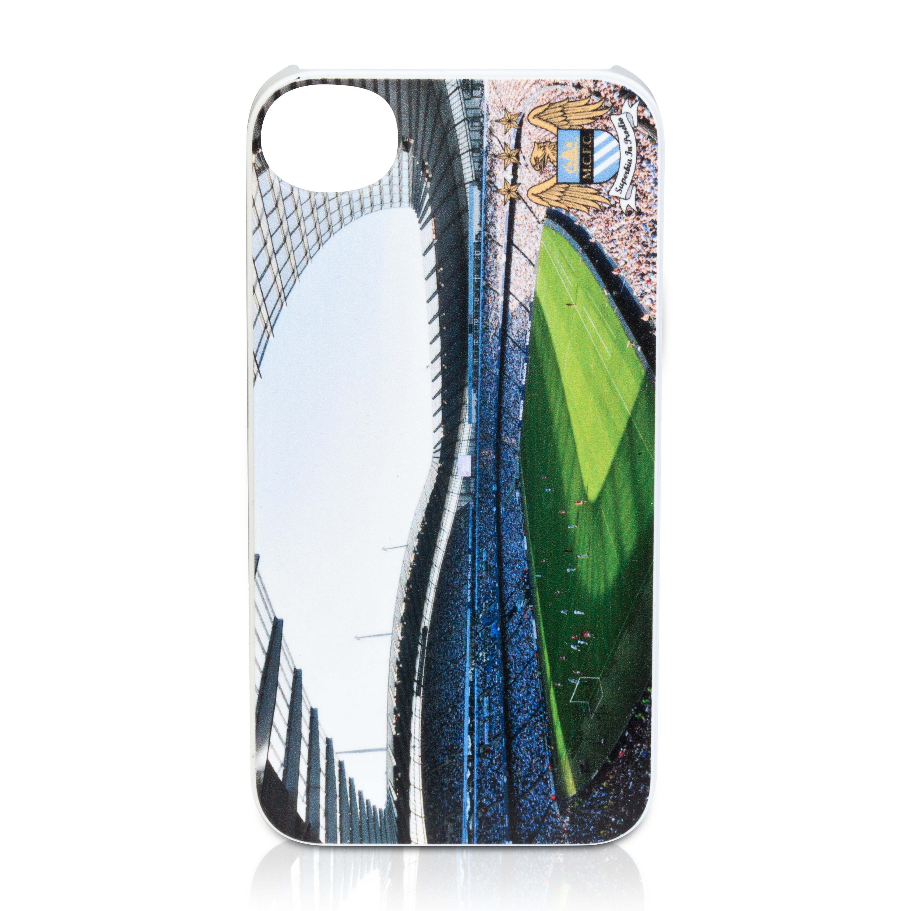 Manchester City IPhone 4 Hard Case Cover