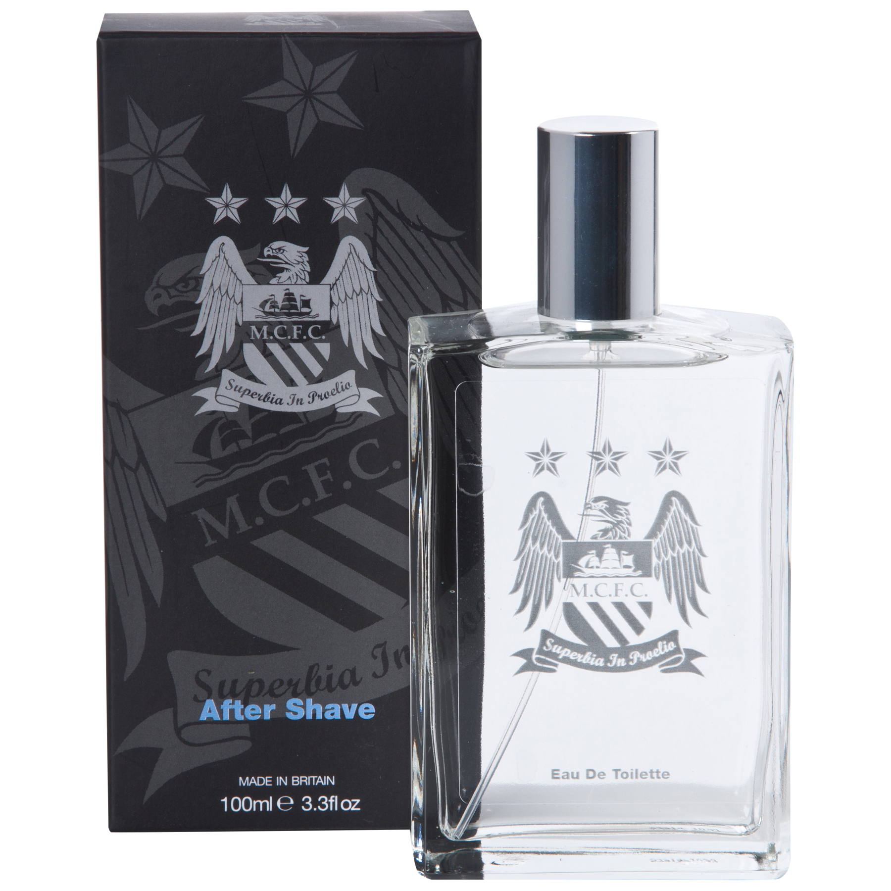 Manchester City 100ml After Shave