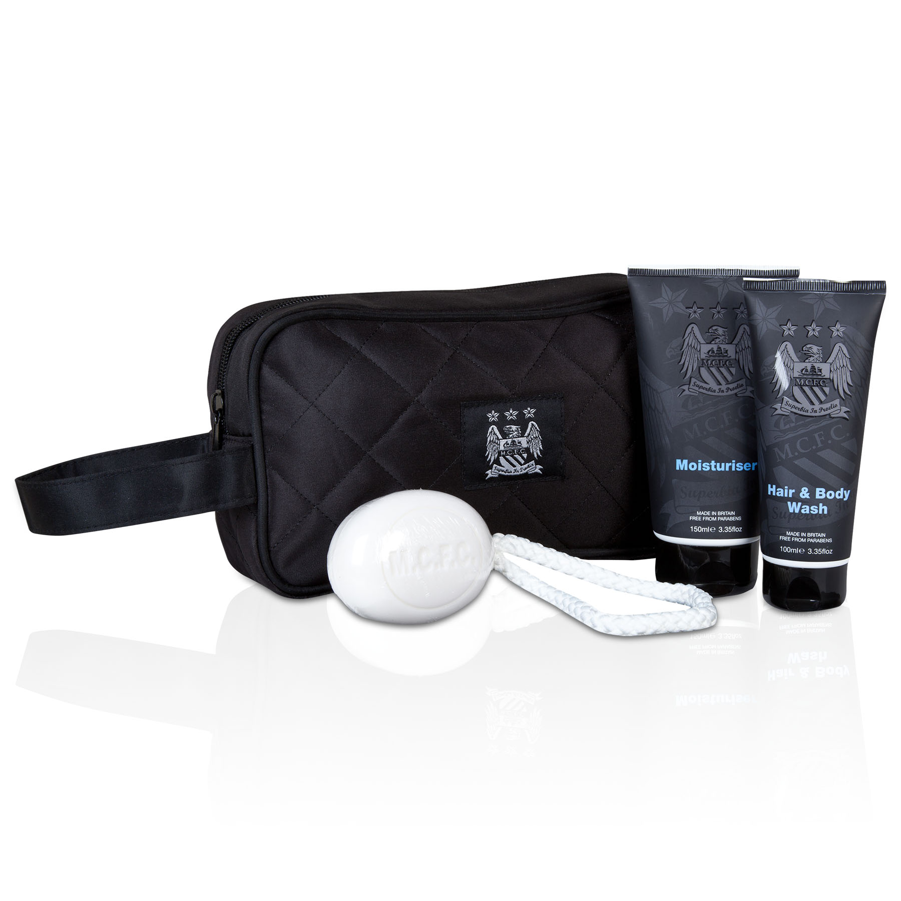 Manchester City Premium Toiletry Set