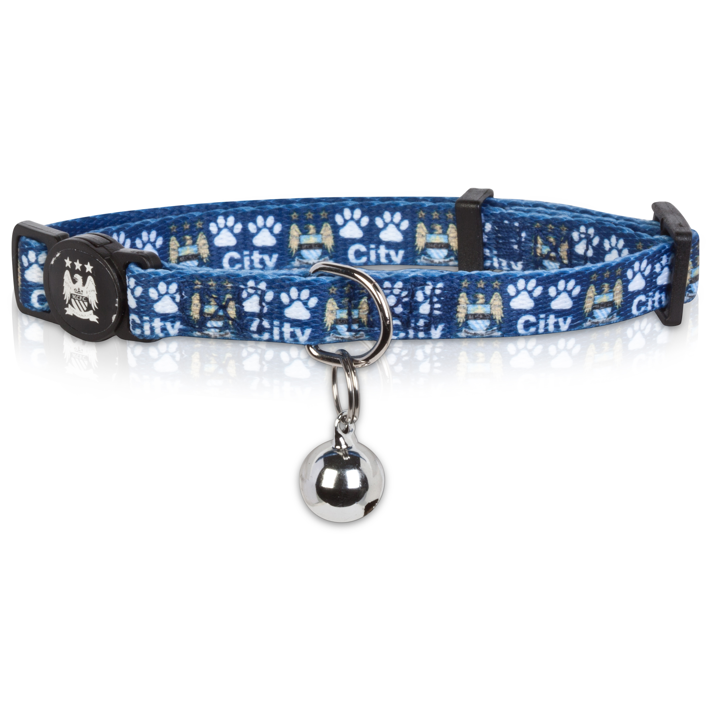 Manchester City Cat Collar