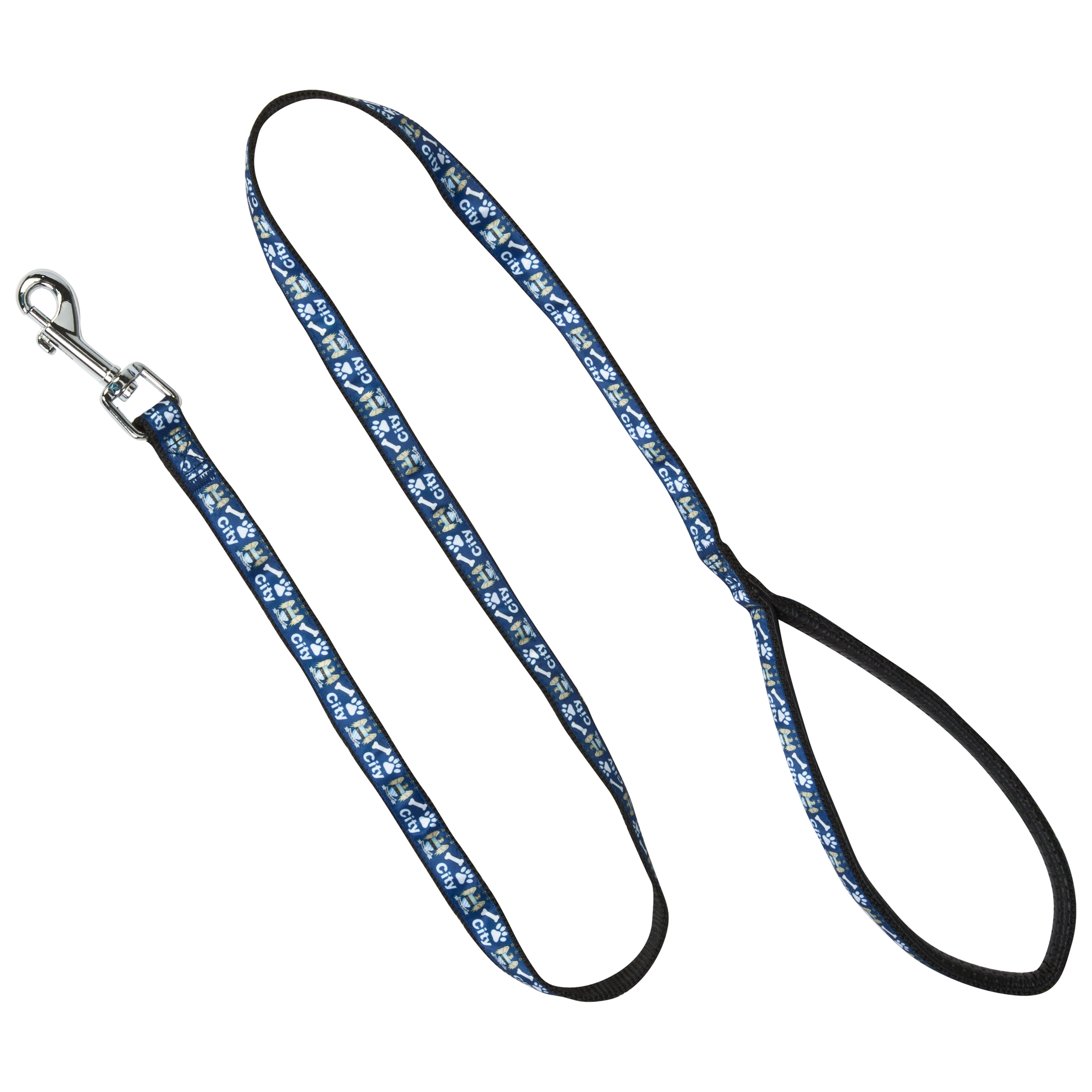 Manchester City Dog Lead Medium