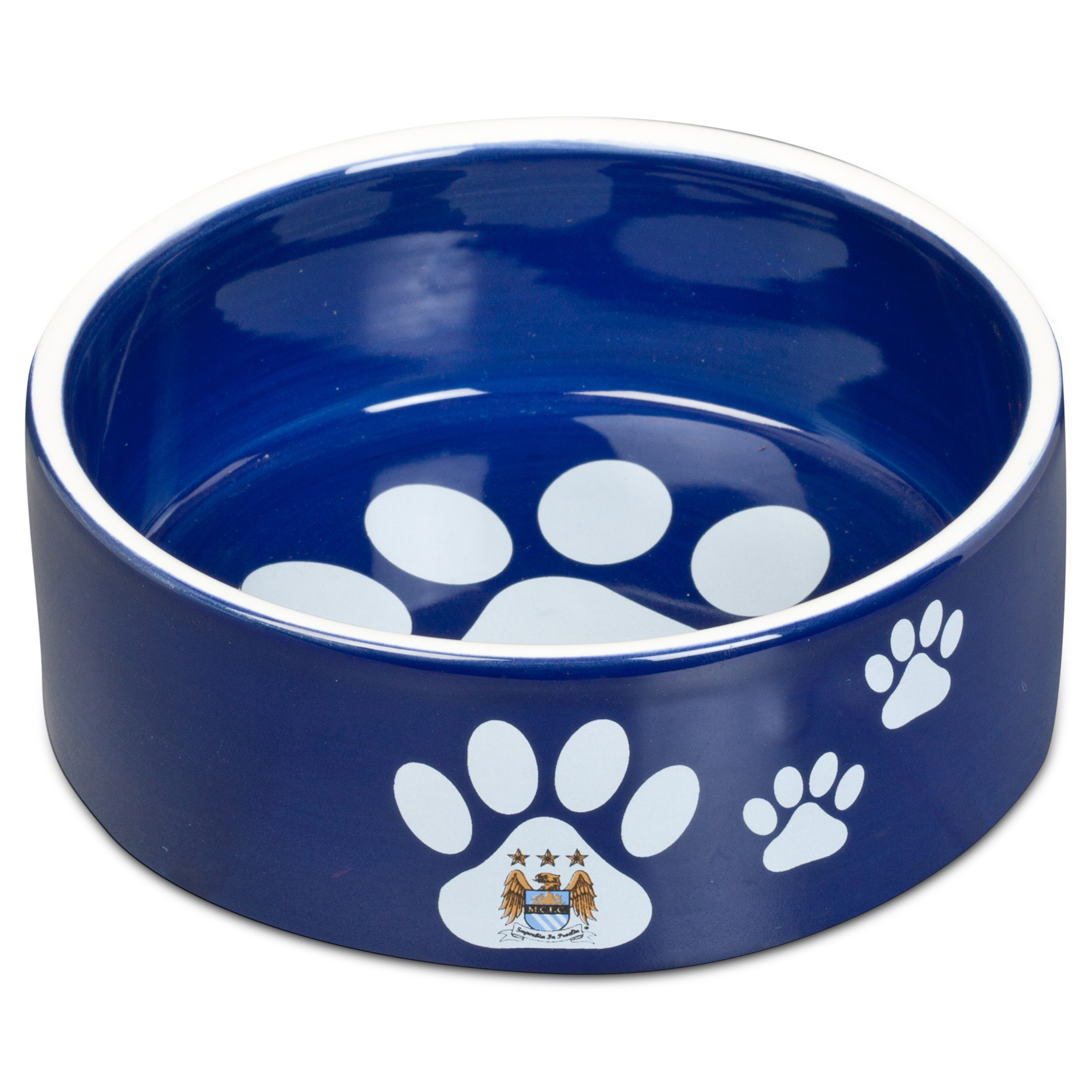 Manchester City Pet Bowl Small