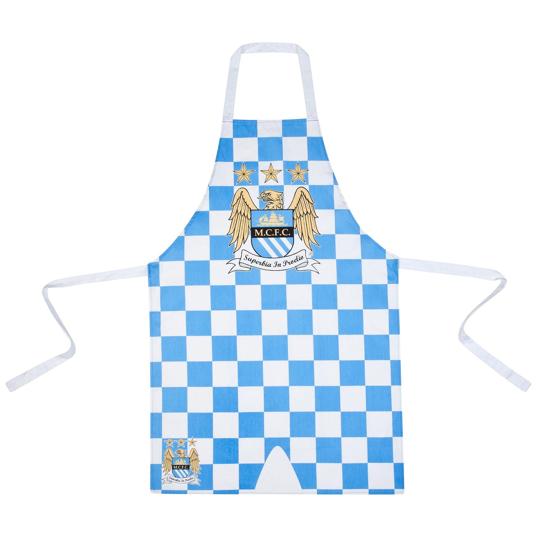 Manchester City Apron