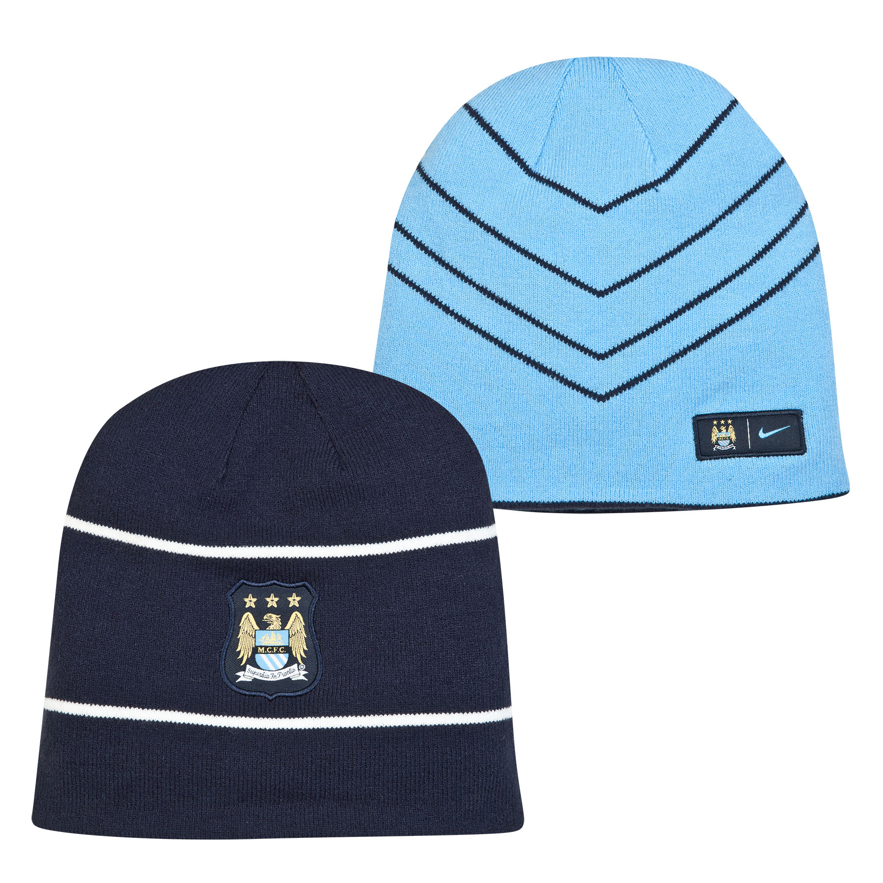 Manchester City Beanie
