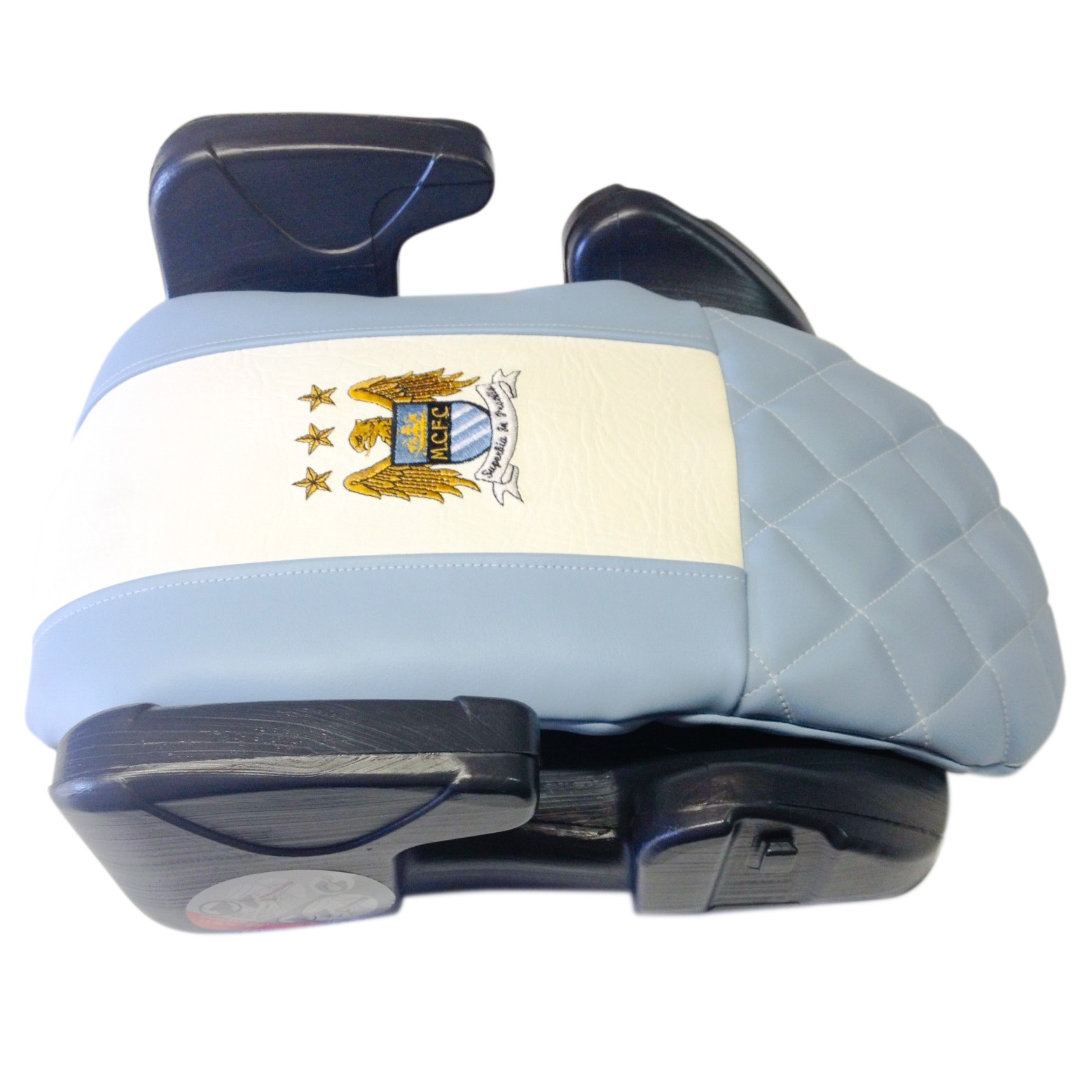 Manchester City Personalised Booster Seat