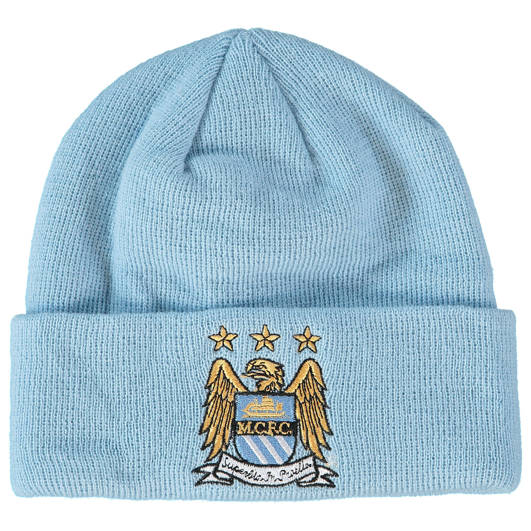 Manchester City Core Bronx Hat - Sky - Adult