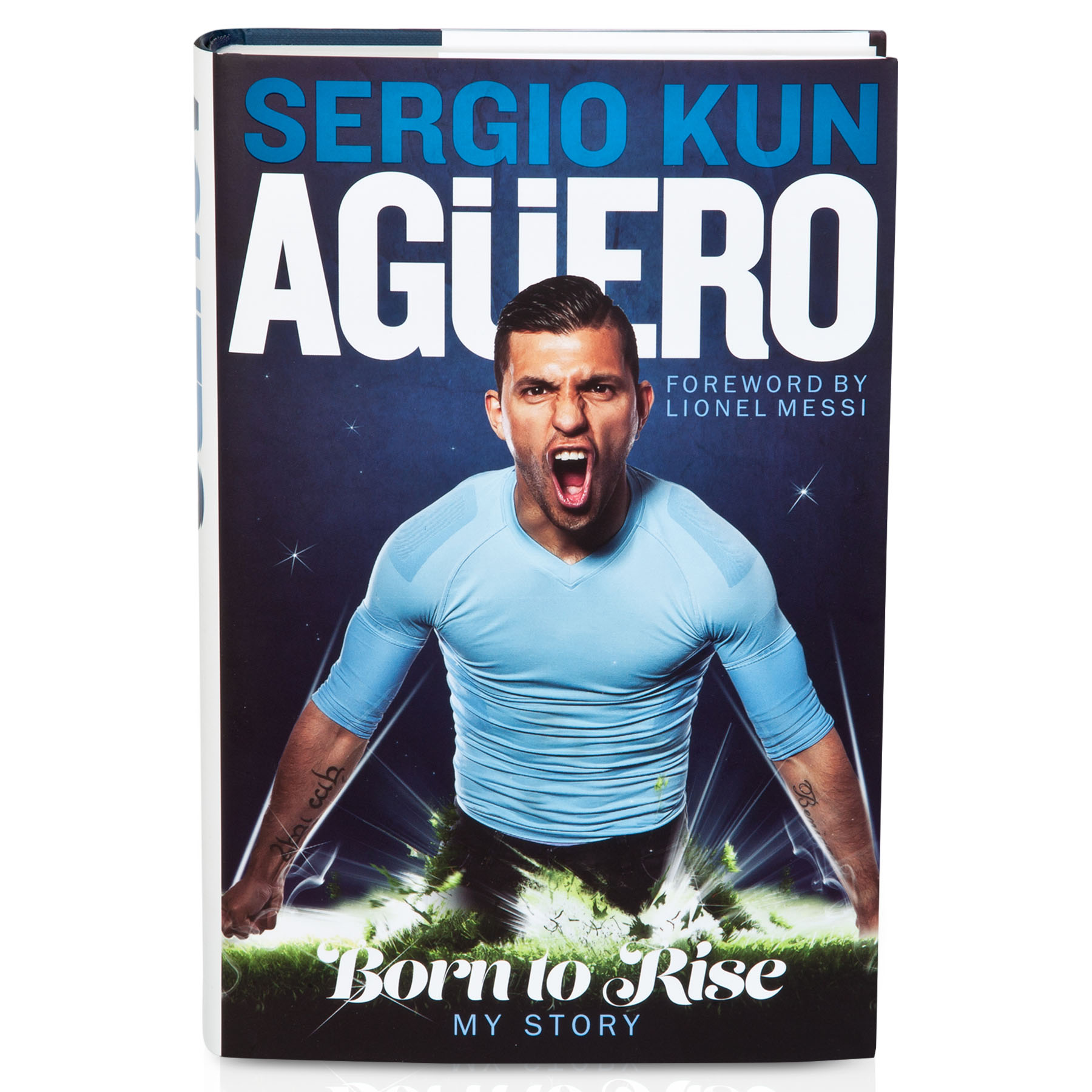 Manchester City Sergio Aguero: Born to Rise - My Story