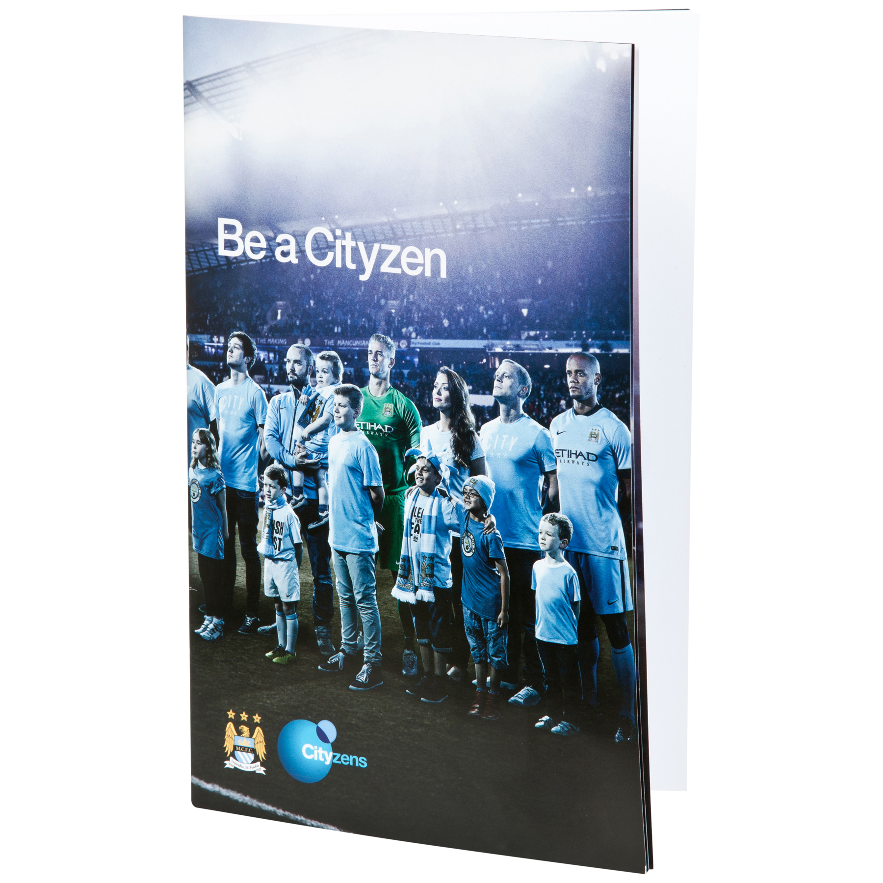 Manchester City Cityzens Flyer