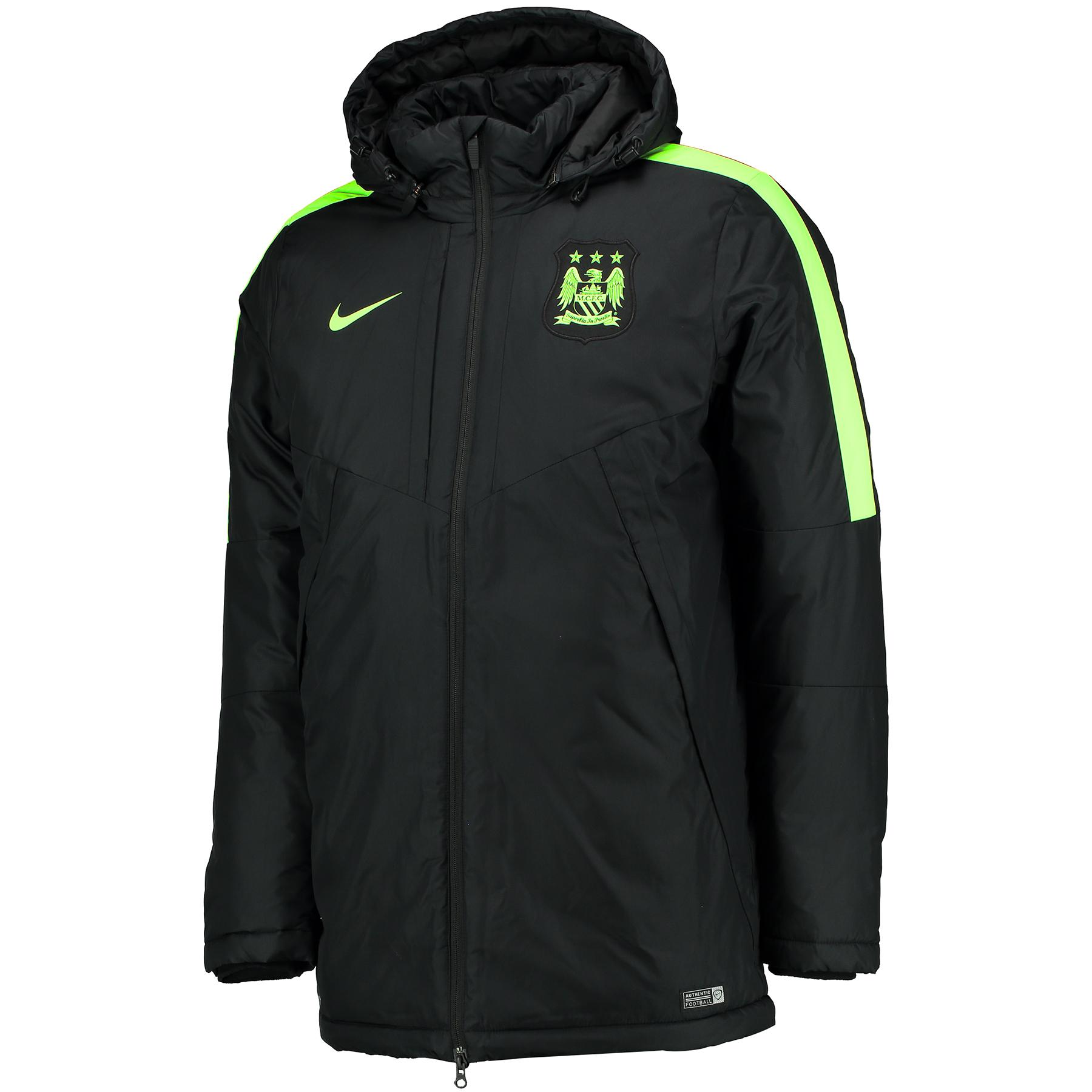 Manchester City Medium Fill Jacket Black
