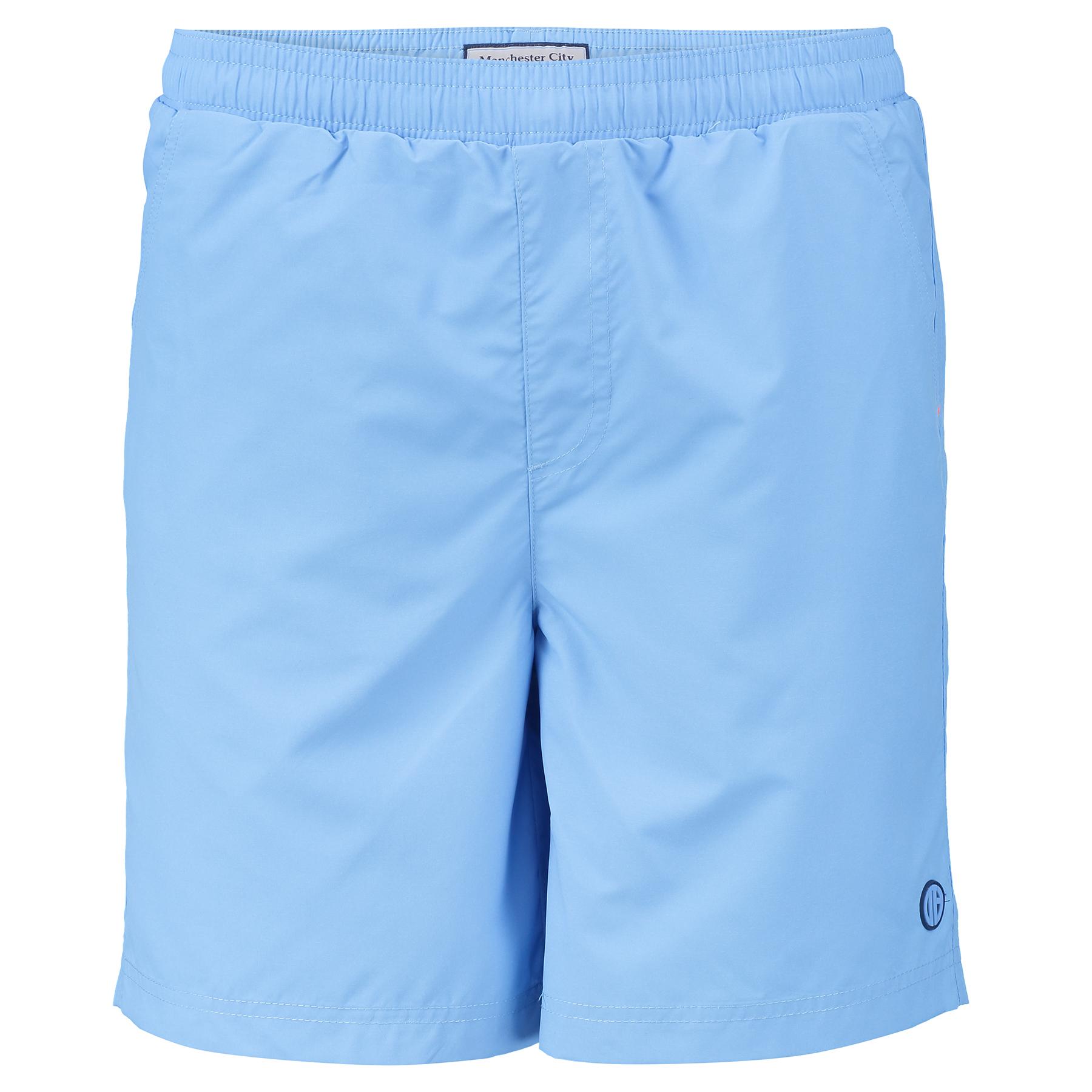 Manchester City Swim Short - Sky - Mens