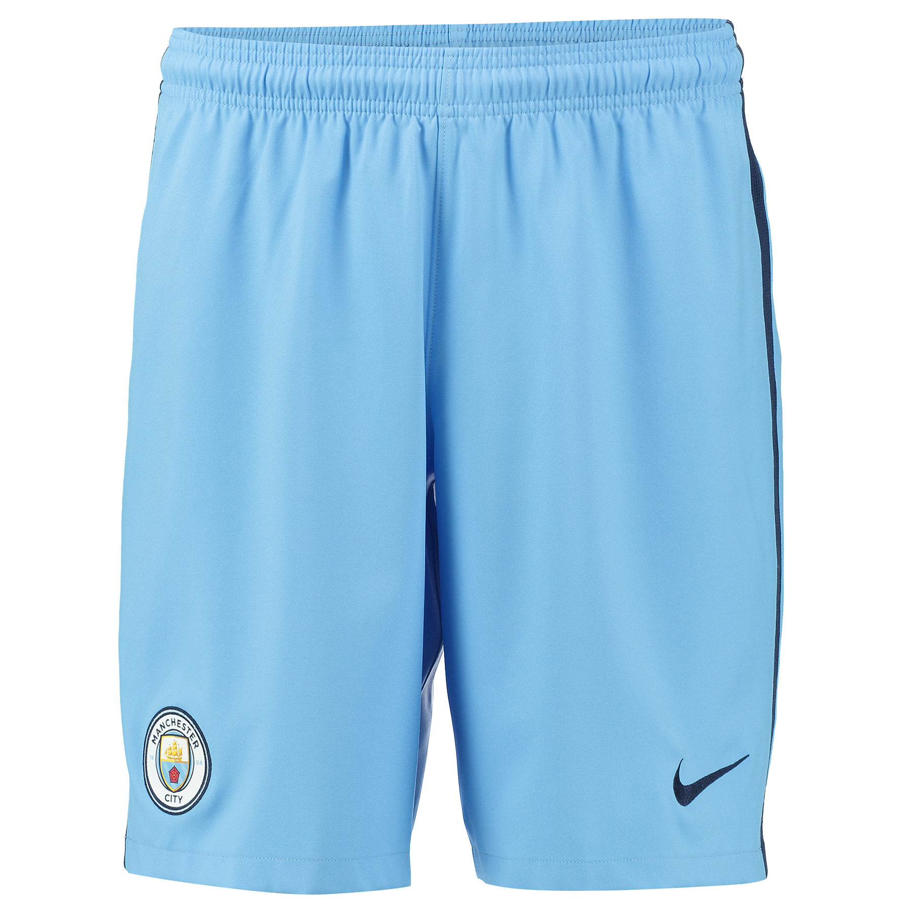 Manchester City Home Stadium Shorts 2016-17 - Kids