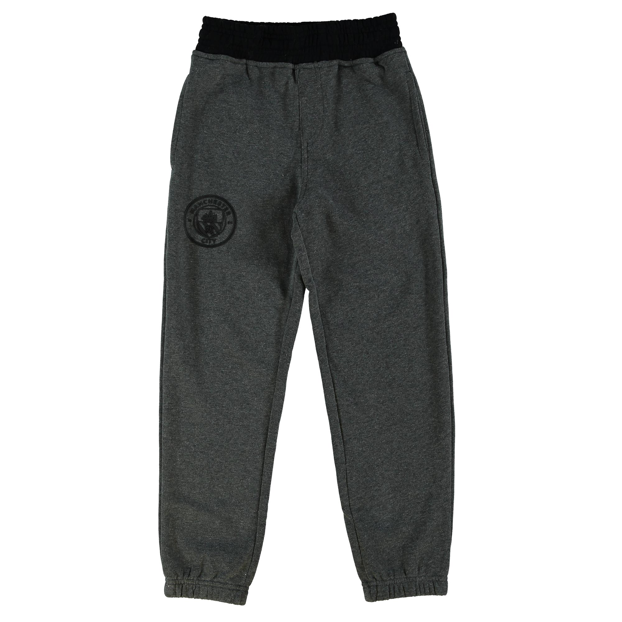 Manchester City Classic Slim Fit Jogger - Grey - Junior