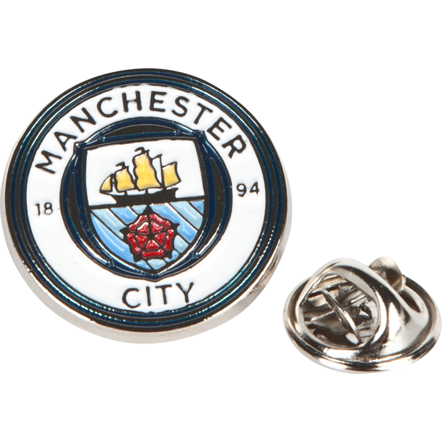 Manchester City Crest Badge