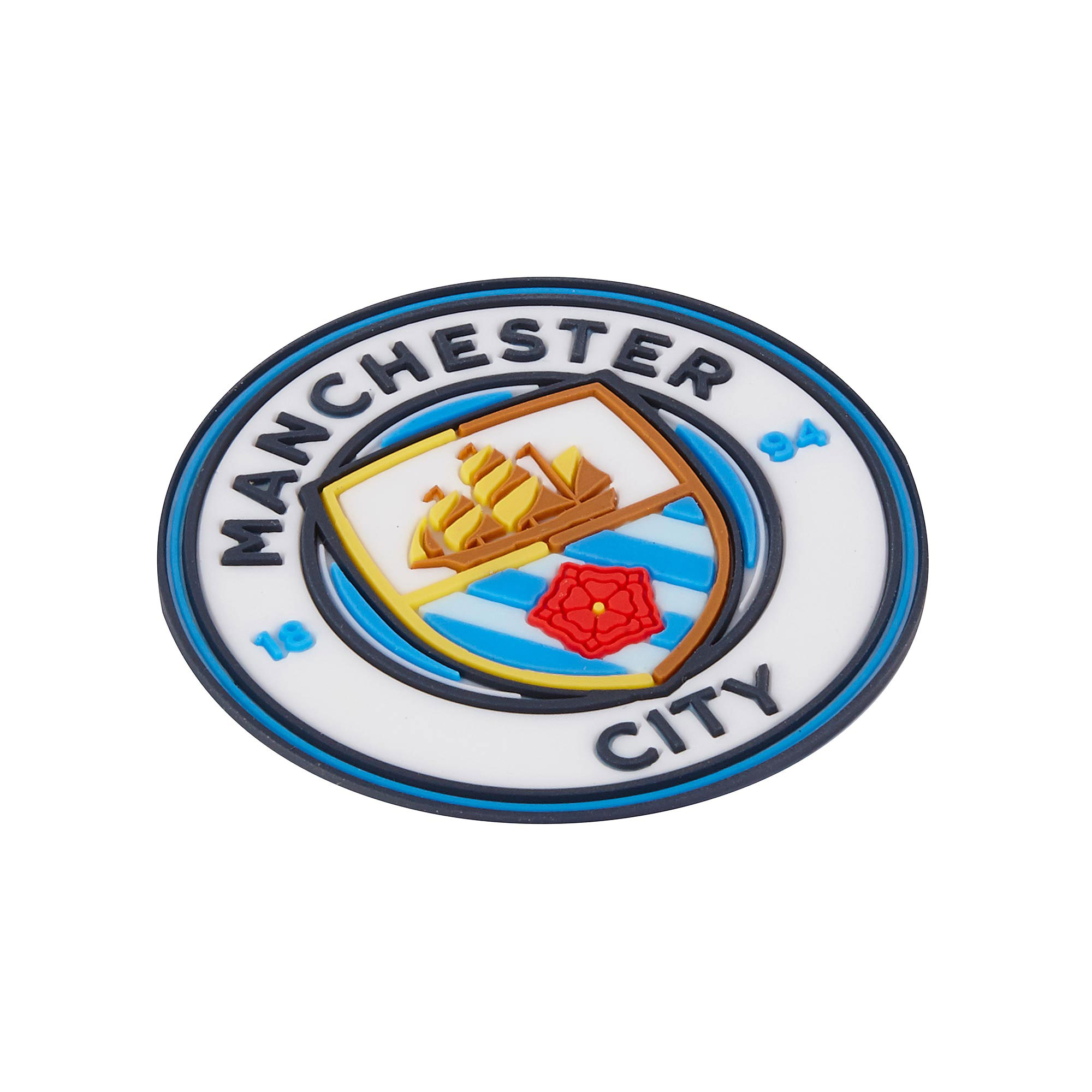 Manchester City 3D Crest Fridge Magnet