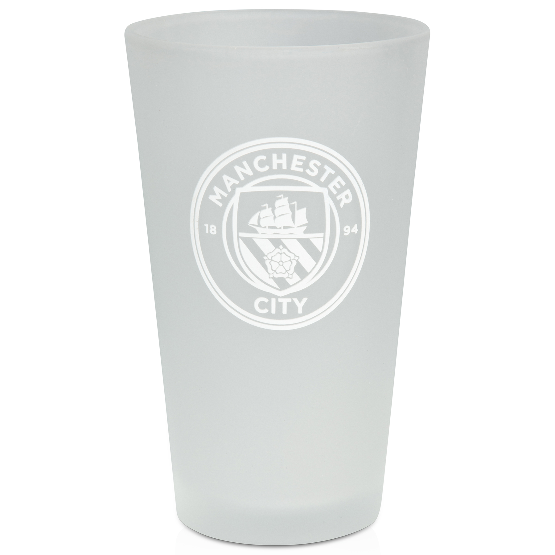 Manchester City Frosted Tumbler