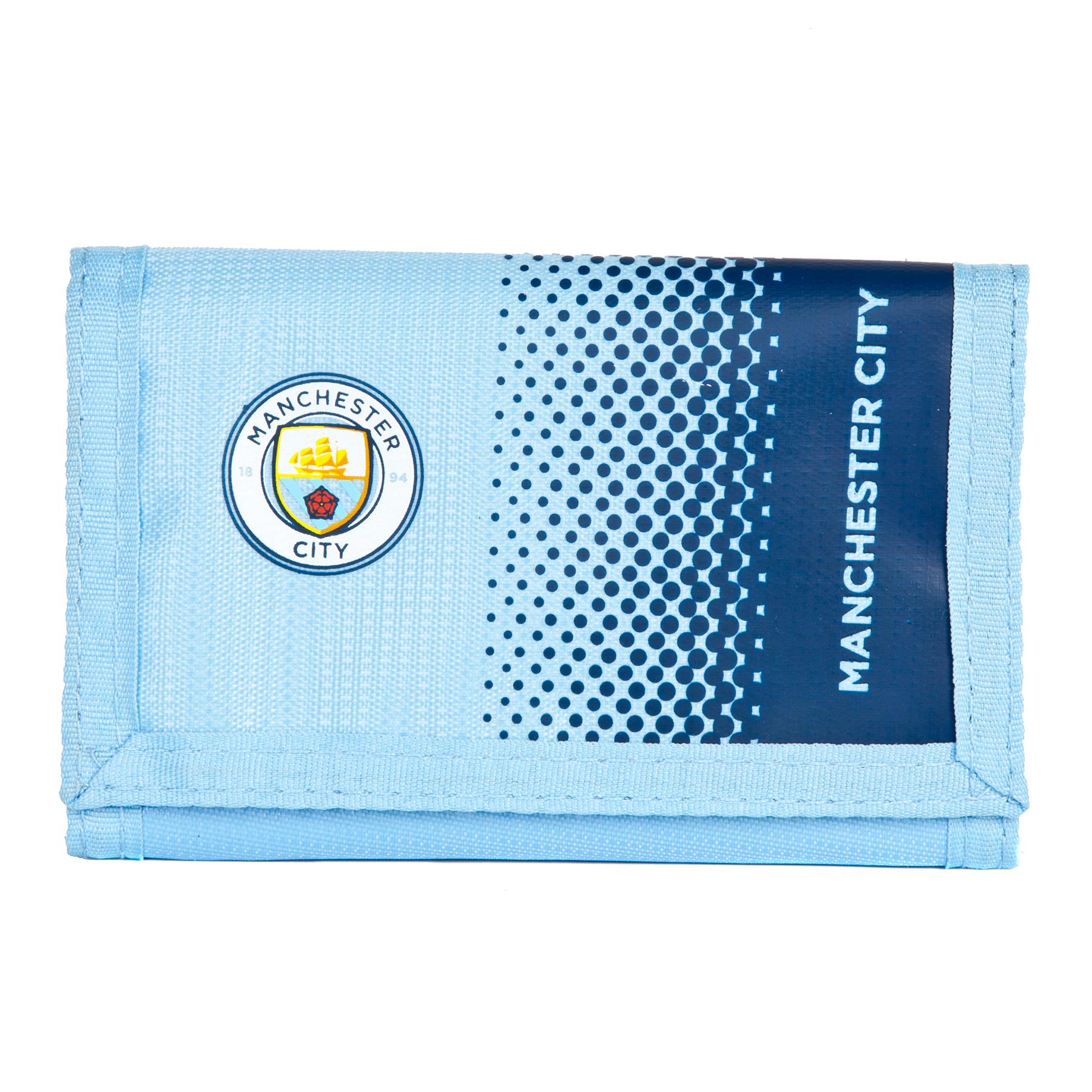 Manchester City Fade Wallet