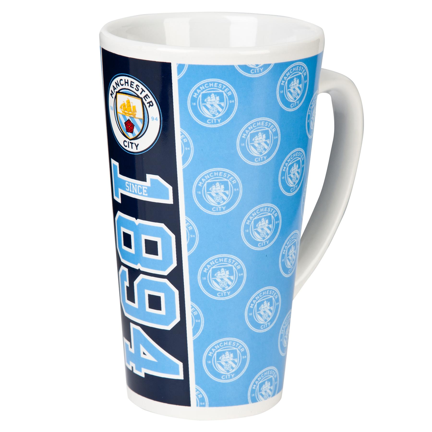 Manchester City 1894 Latte Mug