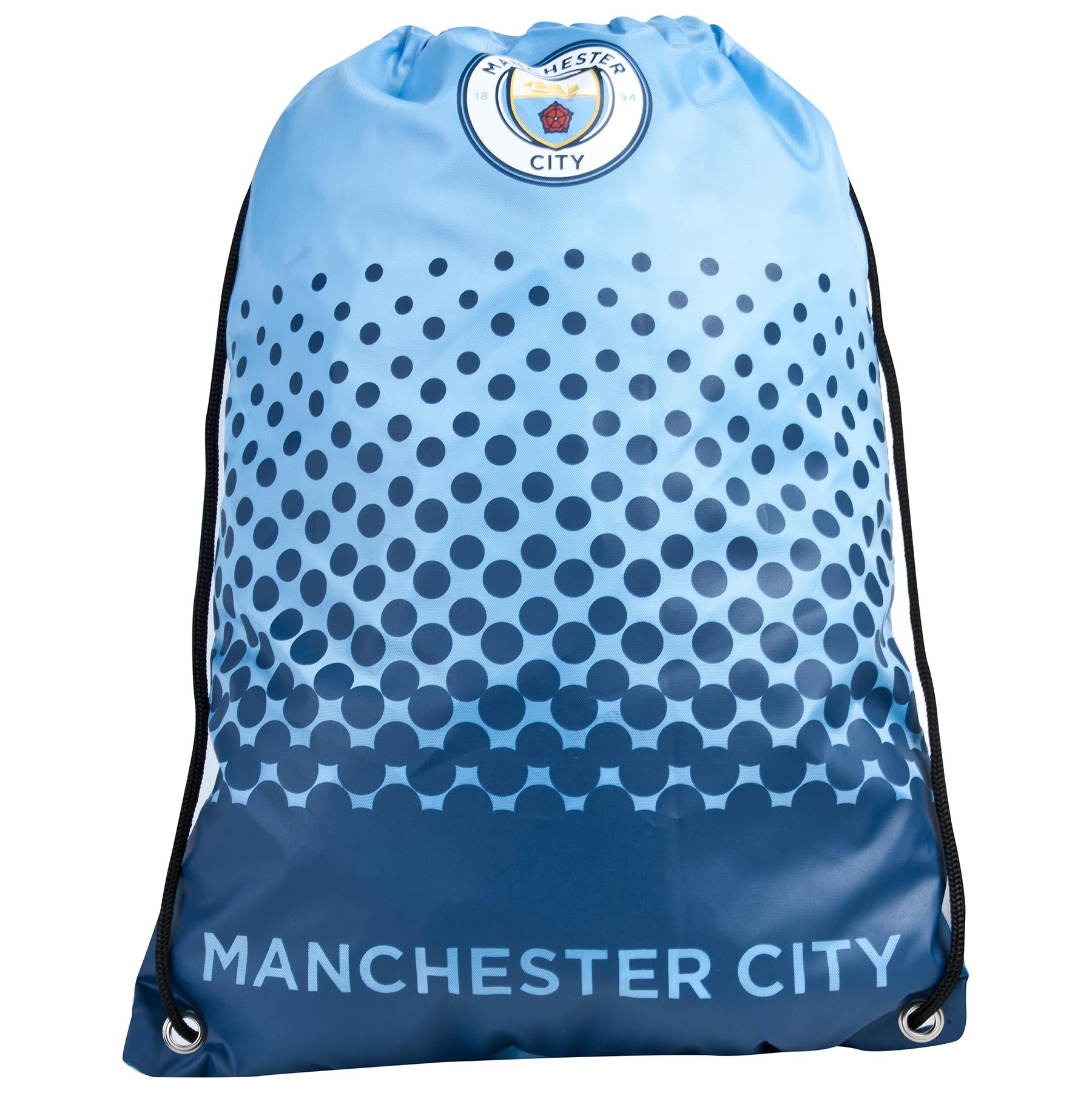 Manchester City Fade Gymbag