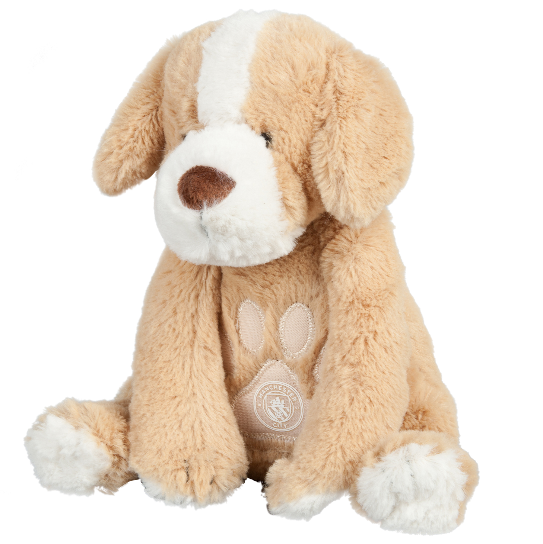Manchester City Woofles Baby Soft Toy