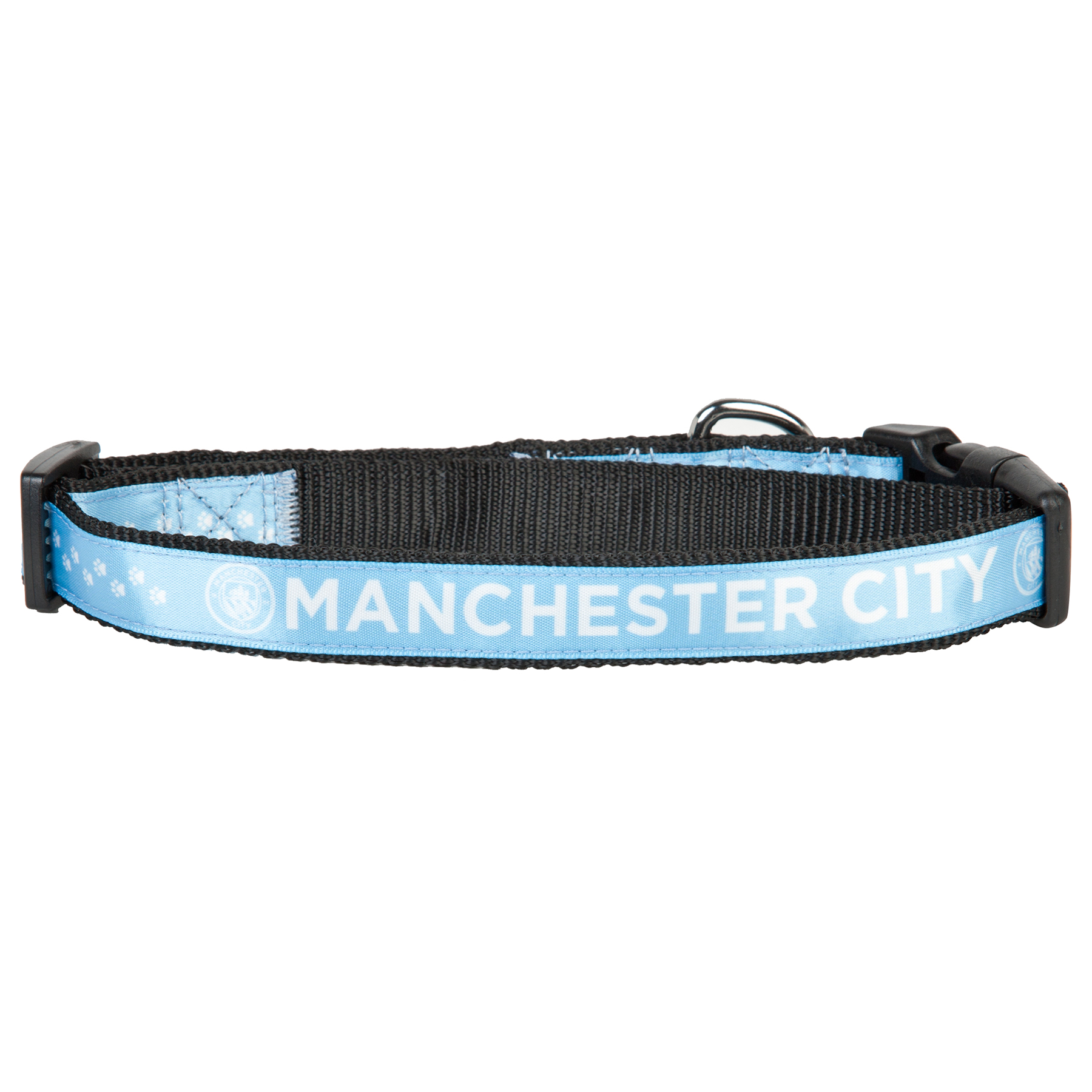 Manchester City Dog Collar - Small