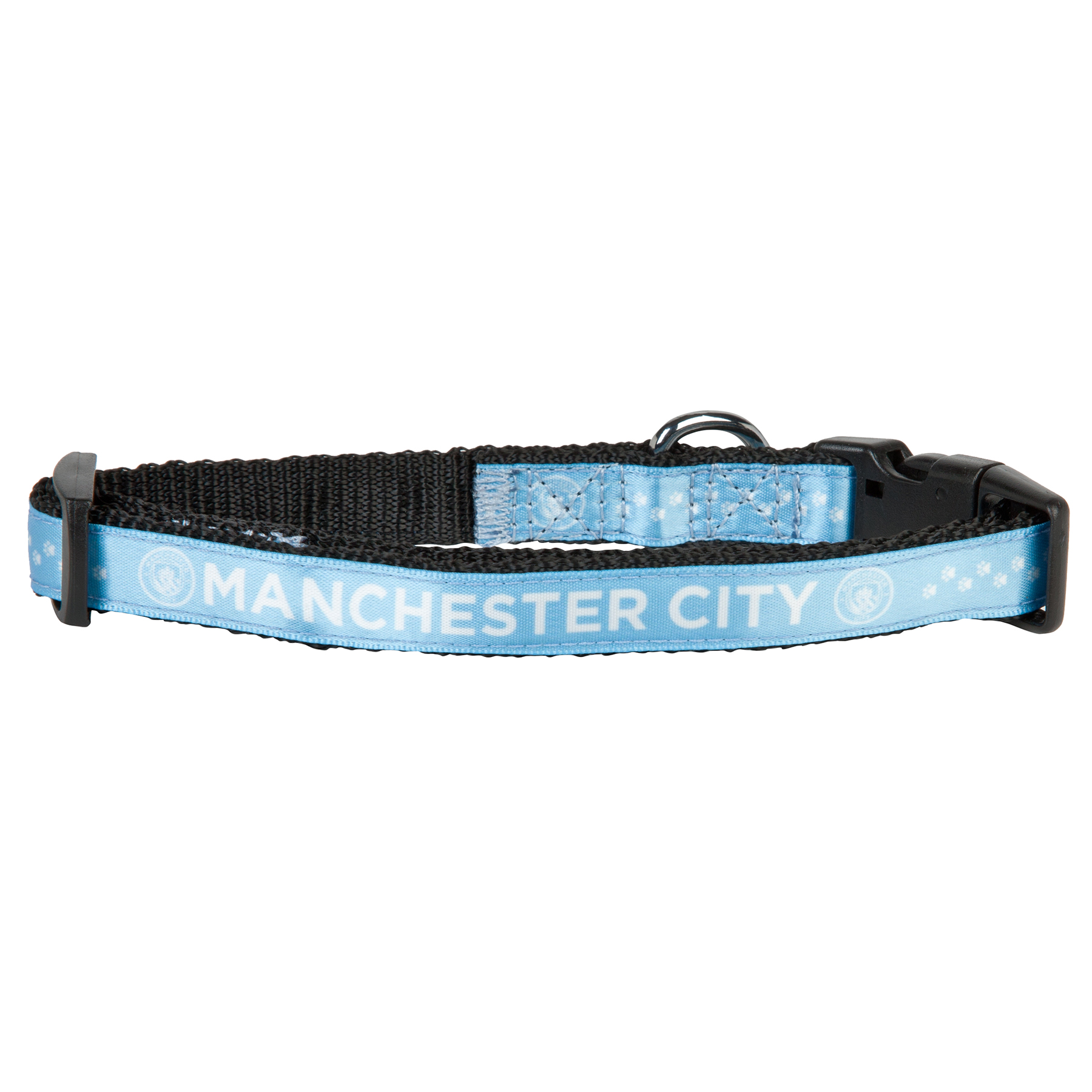 Manchester City Dog Collar - Medium