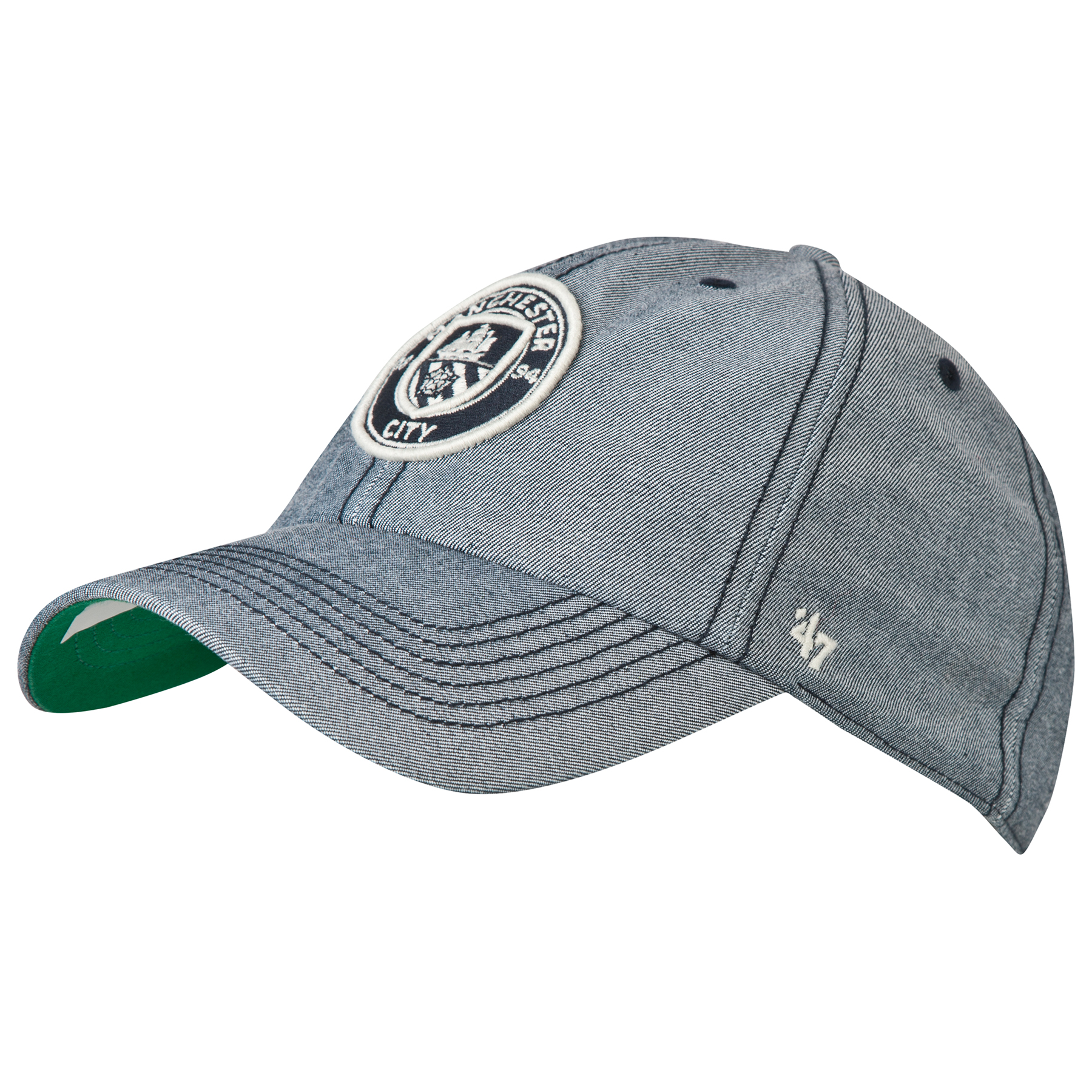 Manchester City 47 Colfax Cap - Chambray