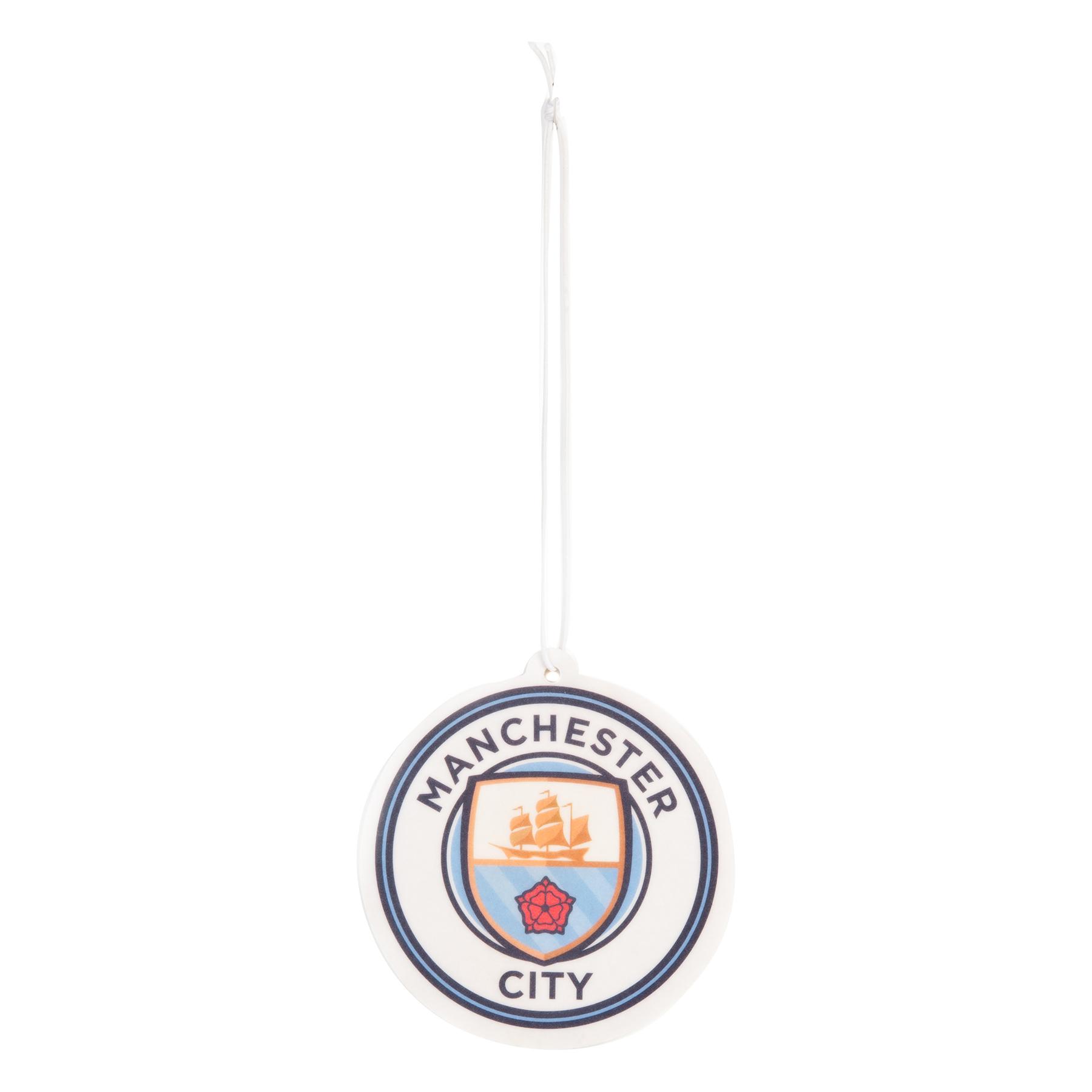 Club Branded / Ambientador con escudo del Manchester City