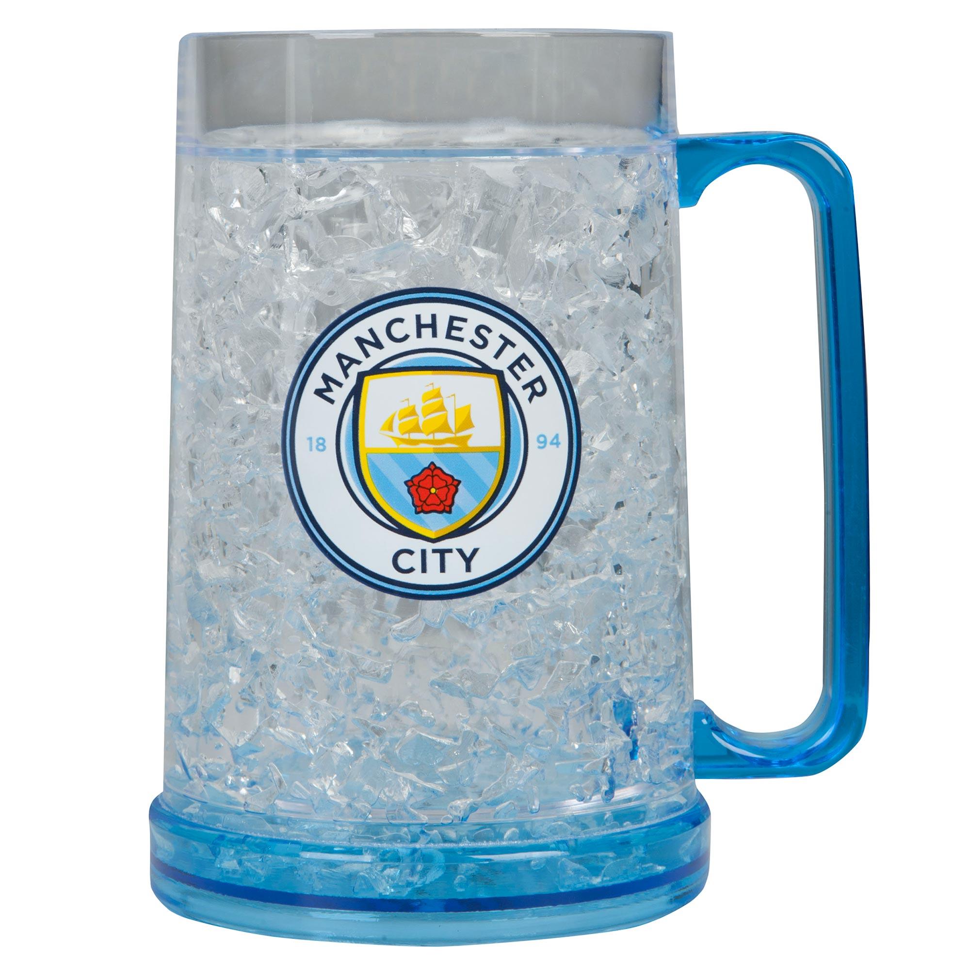 Manchester City Acrylic Freezer Tankard
