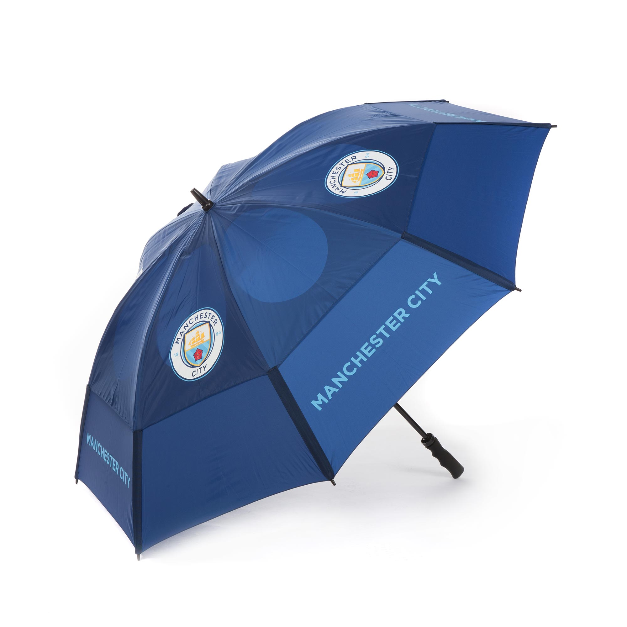 Manchester City Double Canopy Golf Umbrella