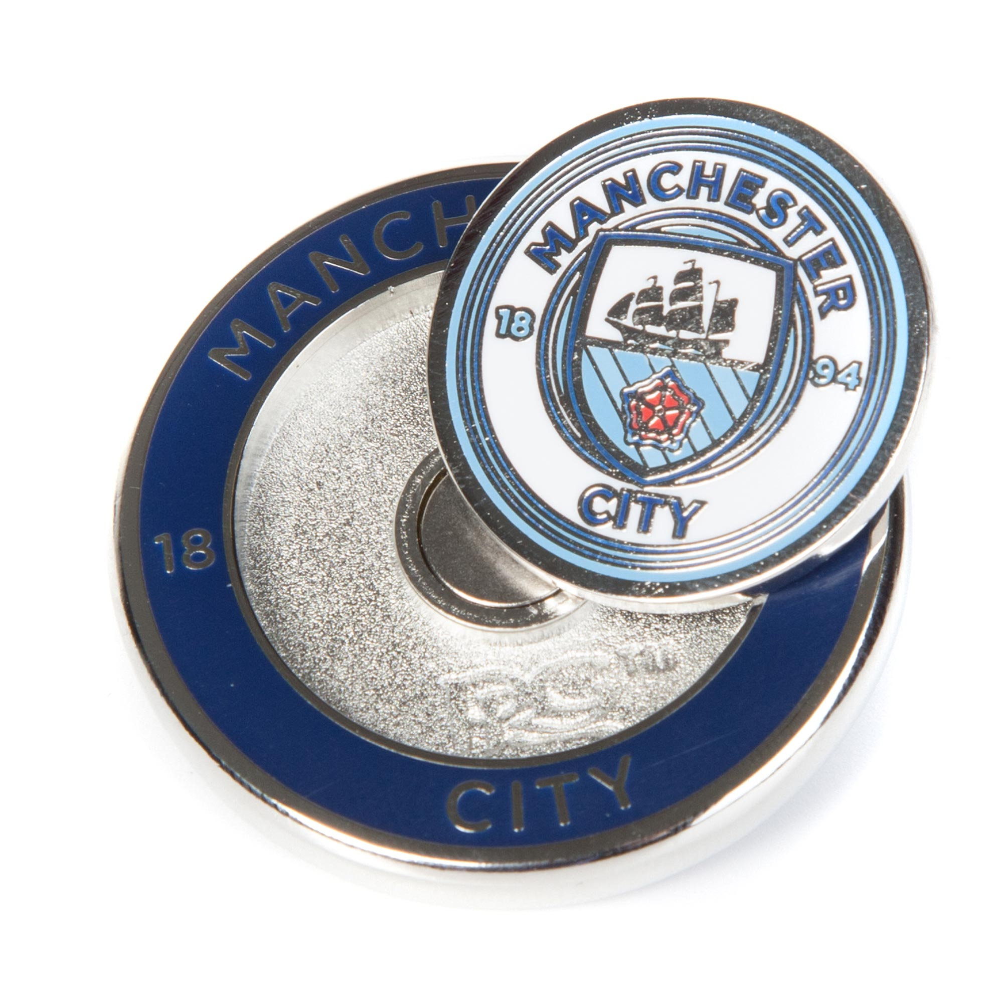 Manchester City Duo Ball Marker