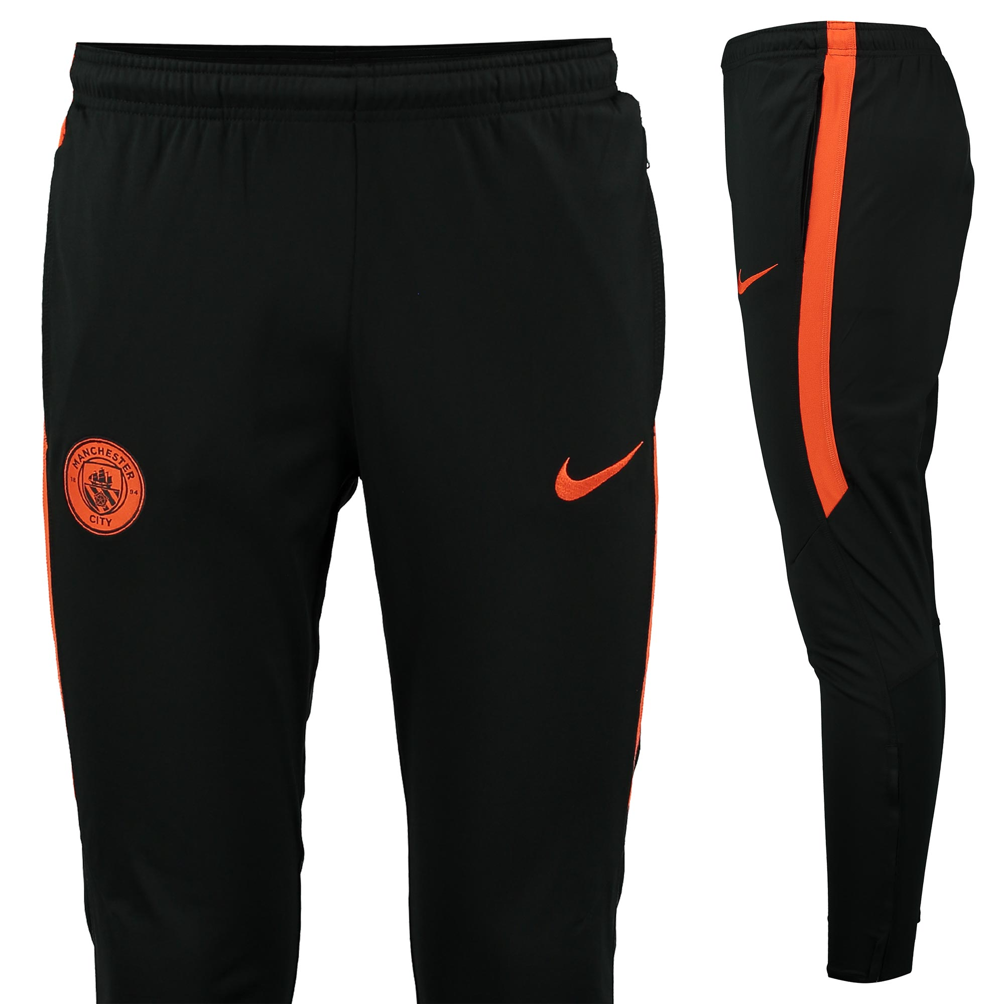Manchester City Squad Training Pant - Black