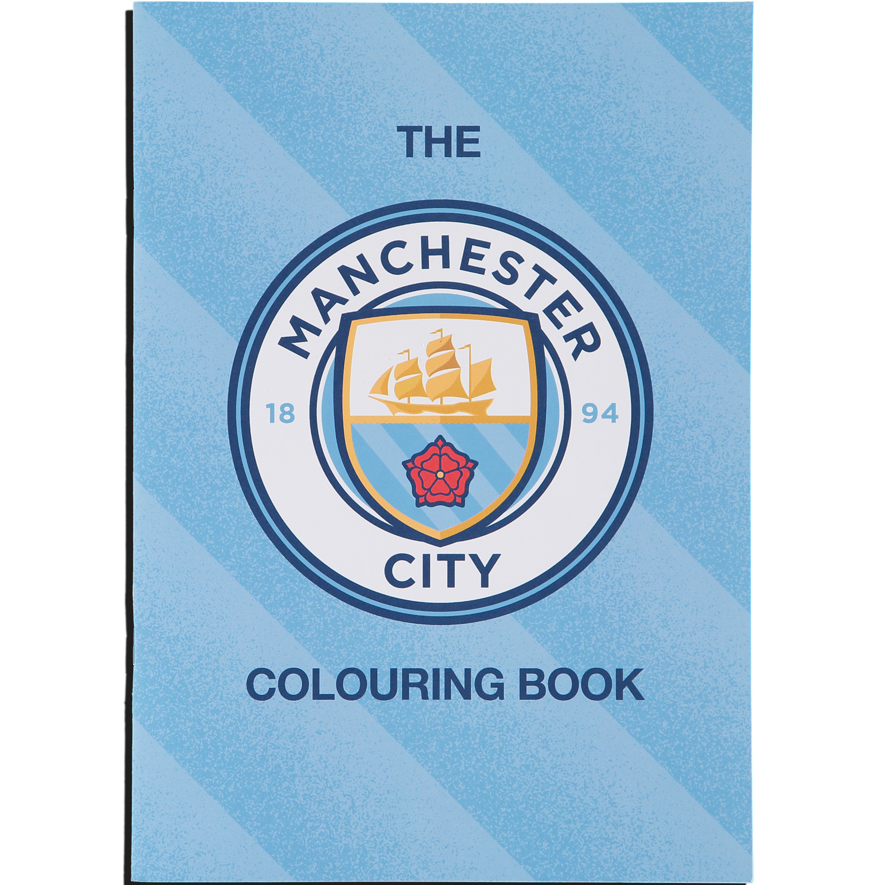 Manchester City Colouring Book